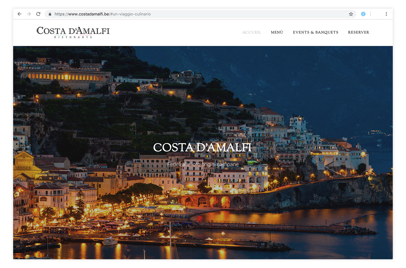WWW.COSTADAMALFI.BE