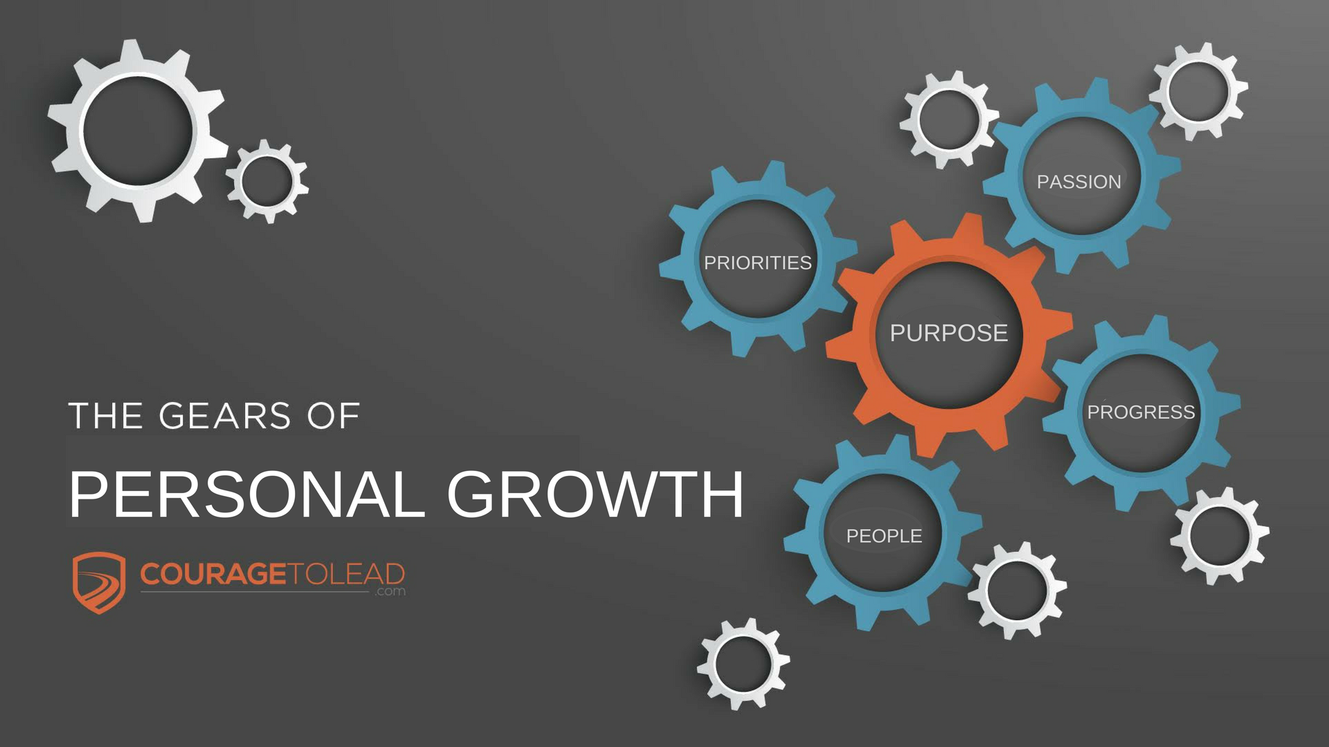 Gears of Personal Growth