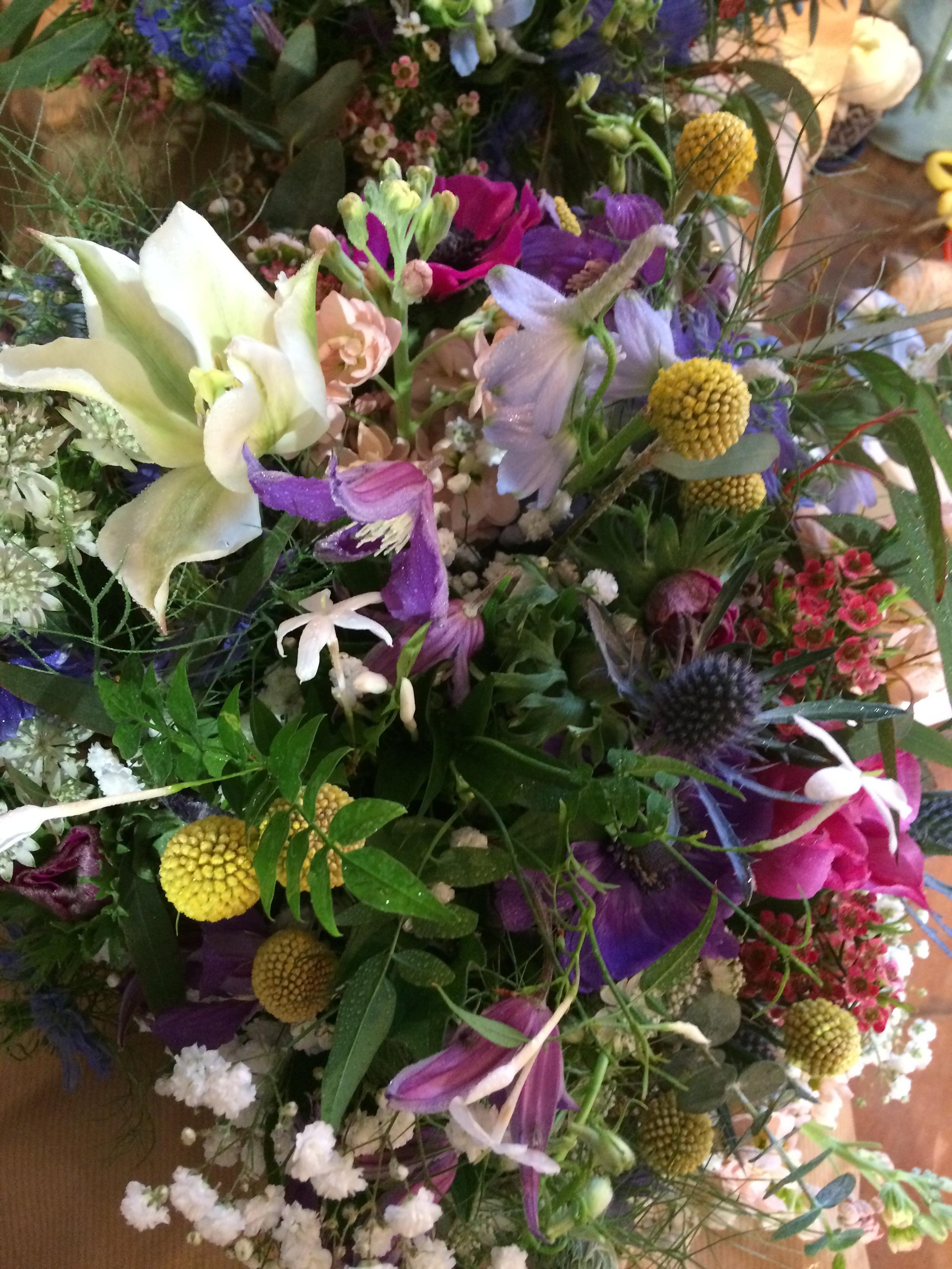 Sue Davies Flowers - Brides Bouquet