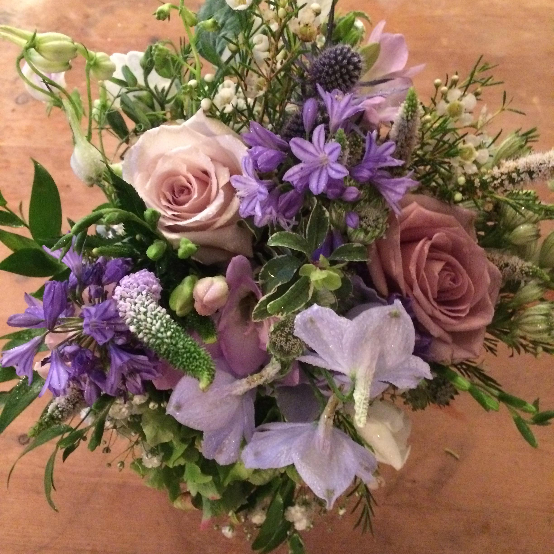 Sue Davies Flowers - Brides BouquetSue Davies Flowers - Brides Bouquet