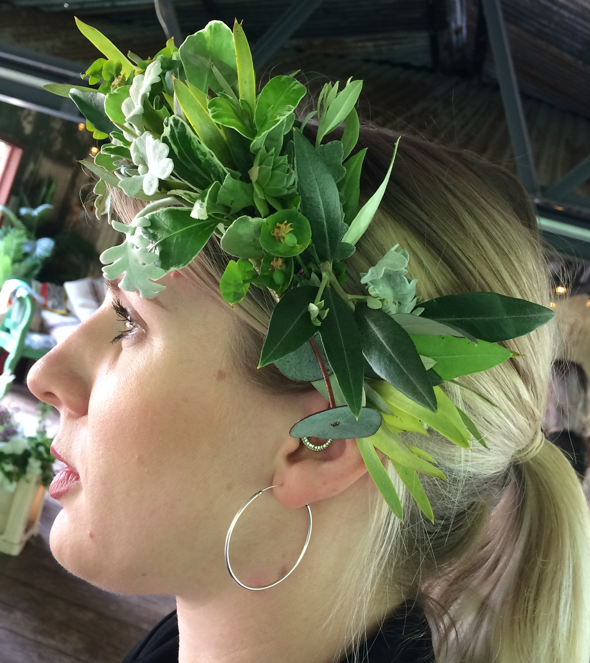 Sue Davies Flowers - Wedding Hair Flowers