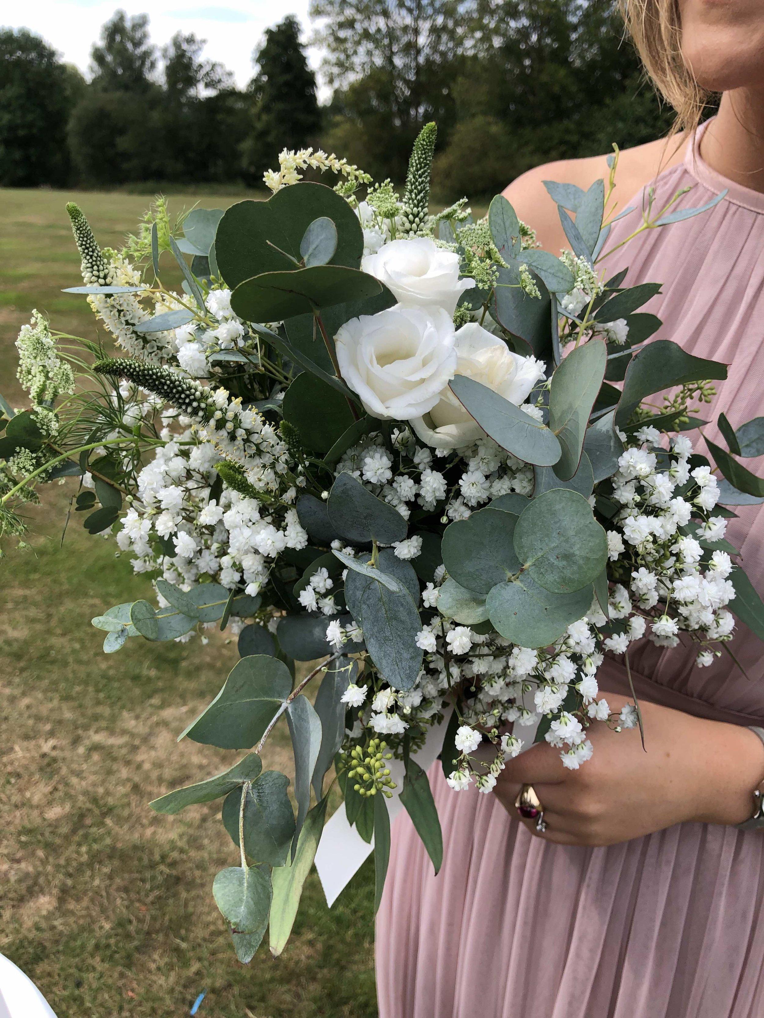Bridemaid's Posie