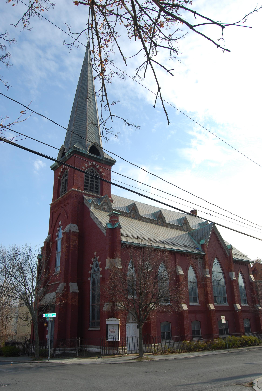 German Evangelical Church | 82 Clinton Street