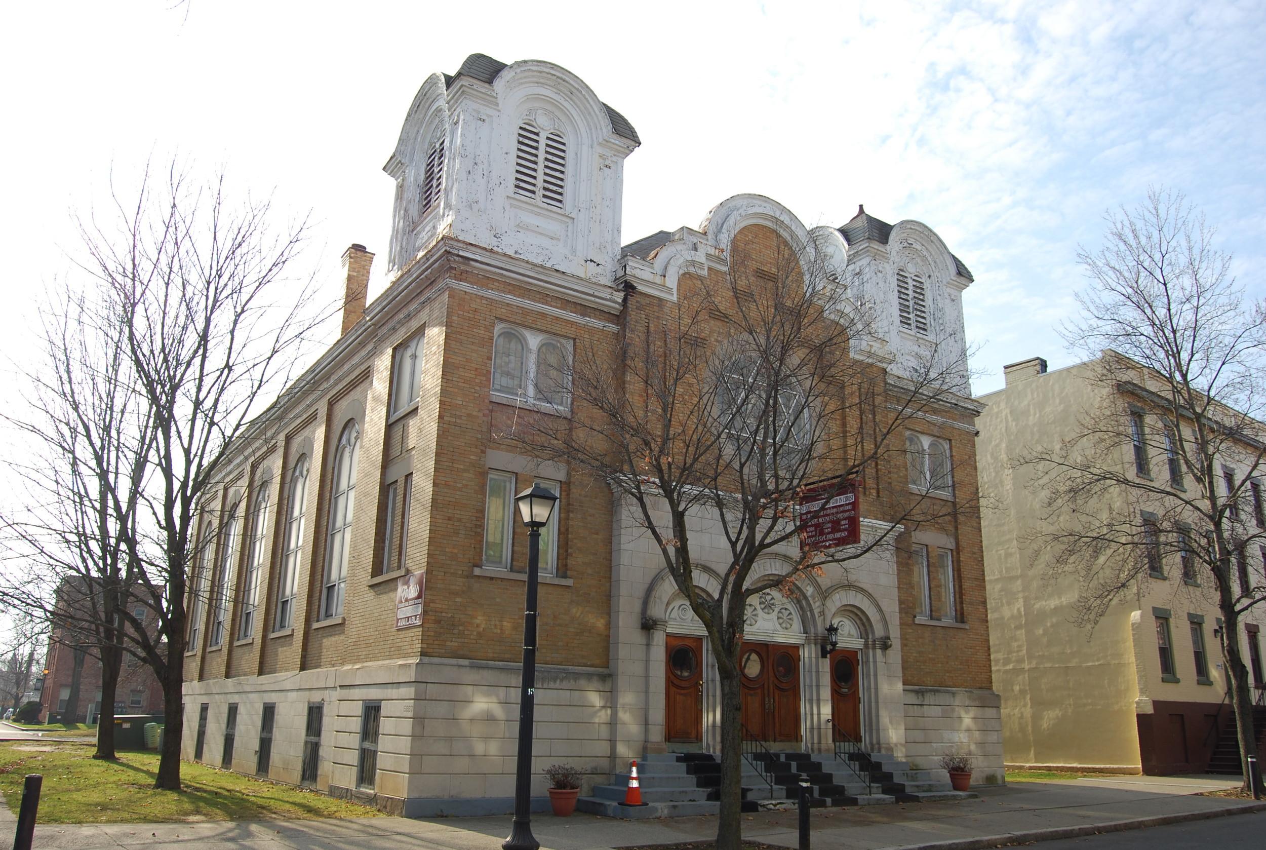 Herkimer Street Synagogue | 94 Herkimer Street