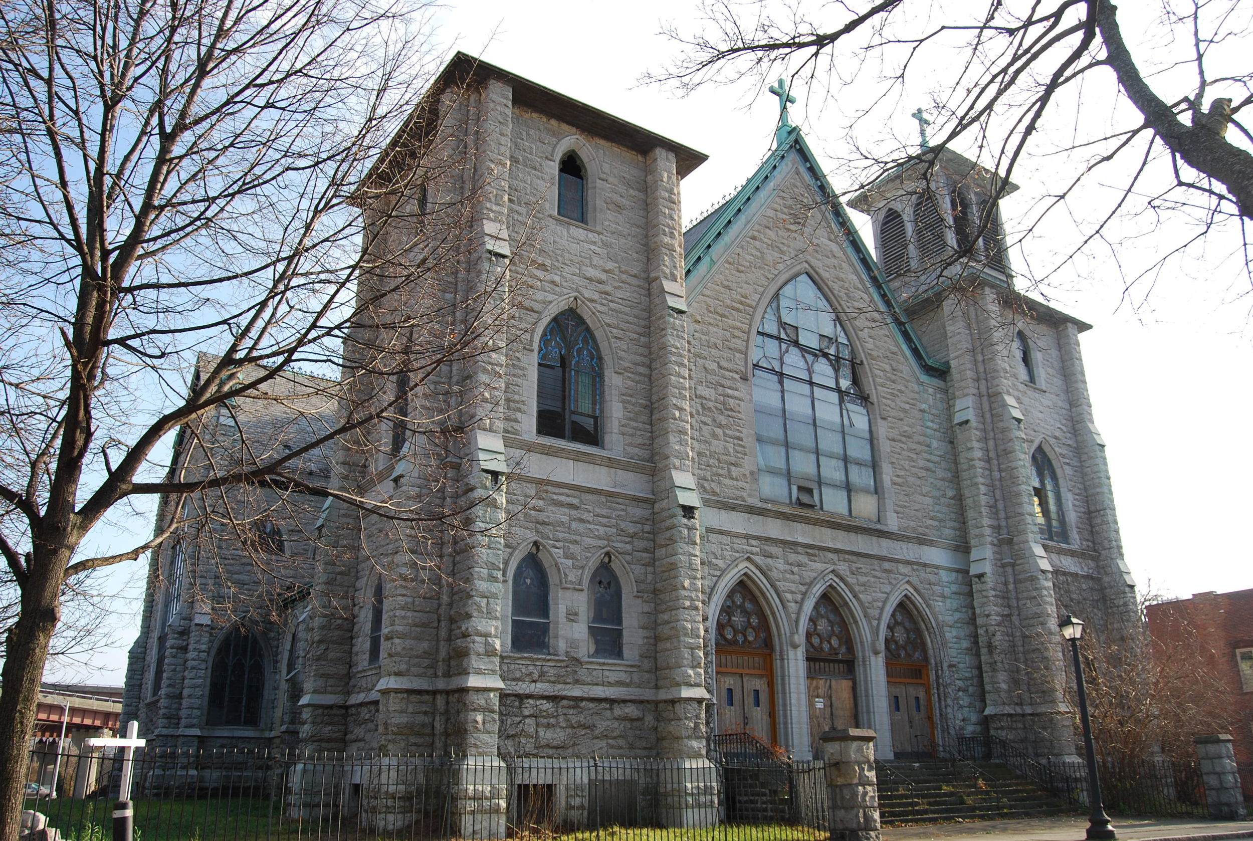 St. John's Roman Catholic Church | 142 Green Street