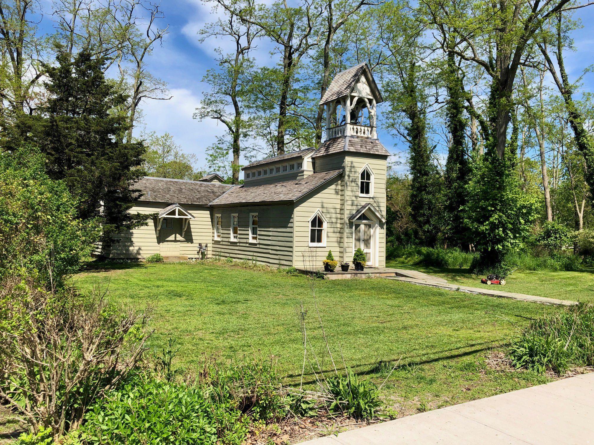 Meeting House & Bird Homestead, Rye -