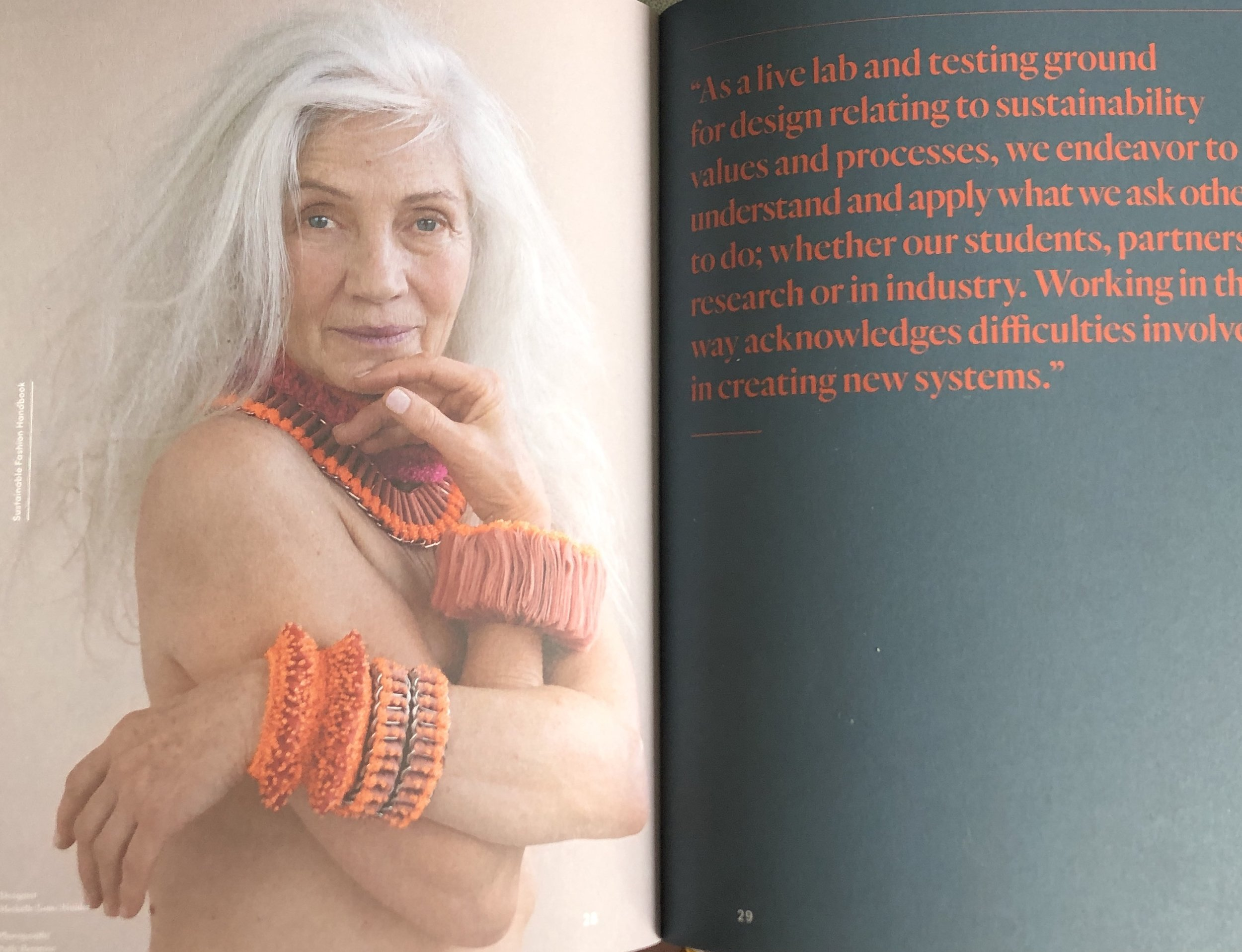 Center for Sustainable Fashion 10 Year Book May 2019