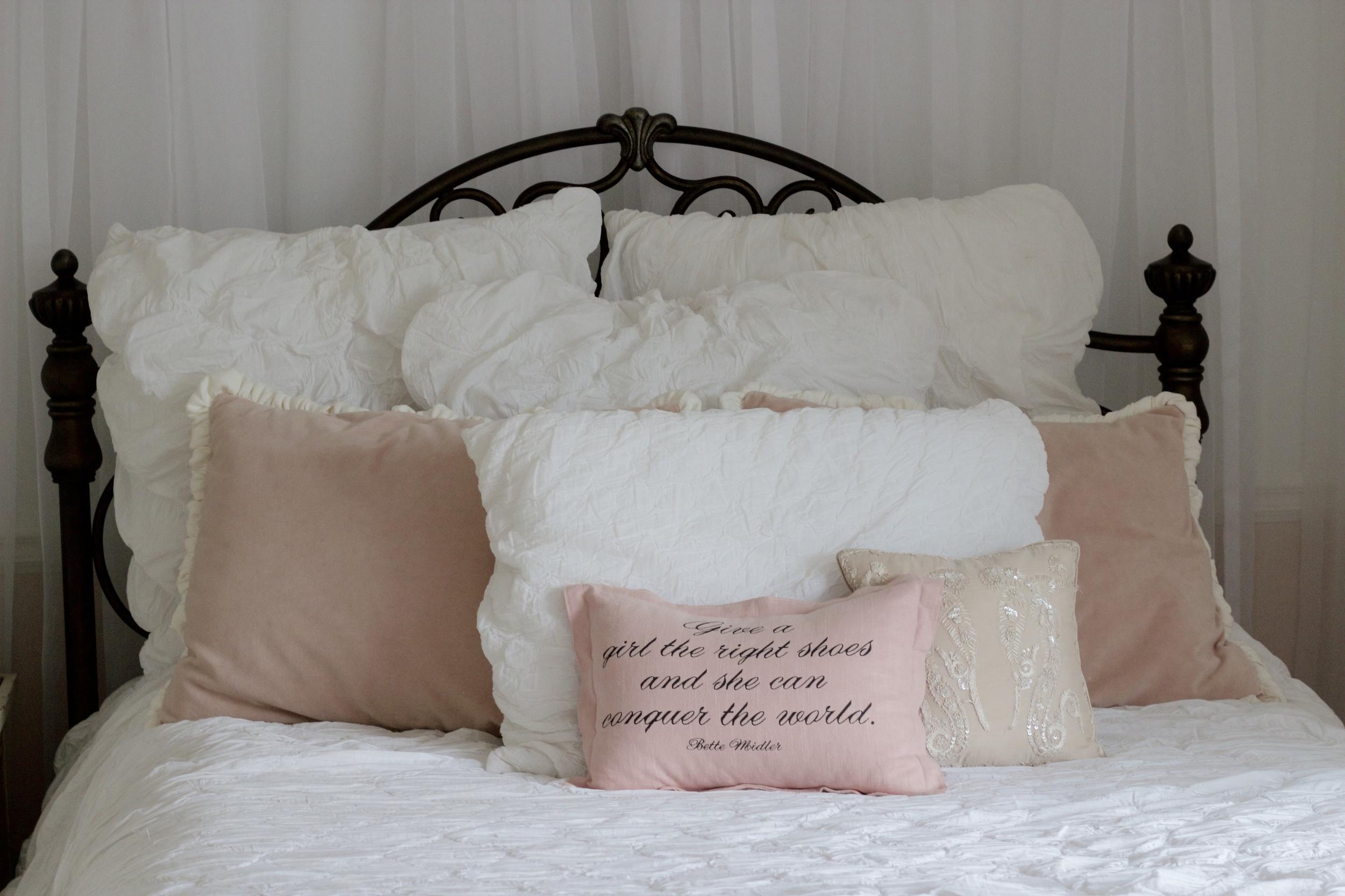 Samantha McNeil Bed Pillows