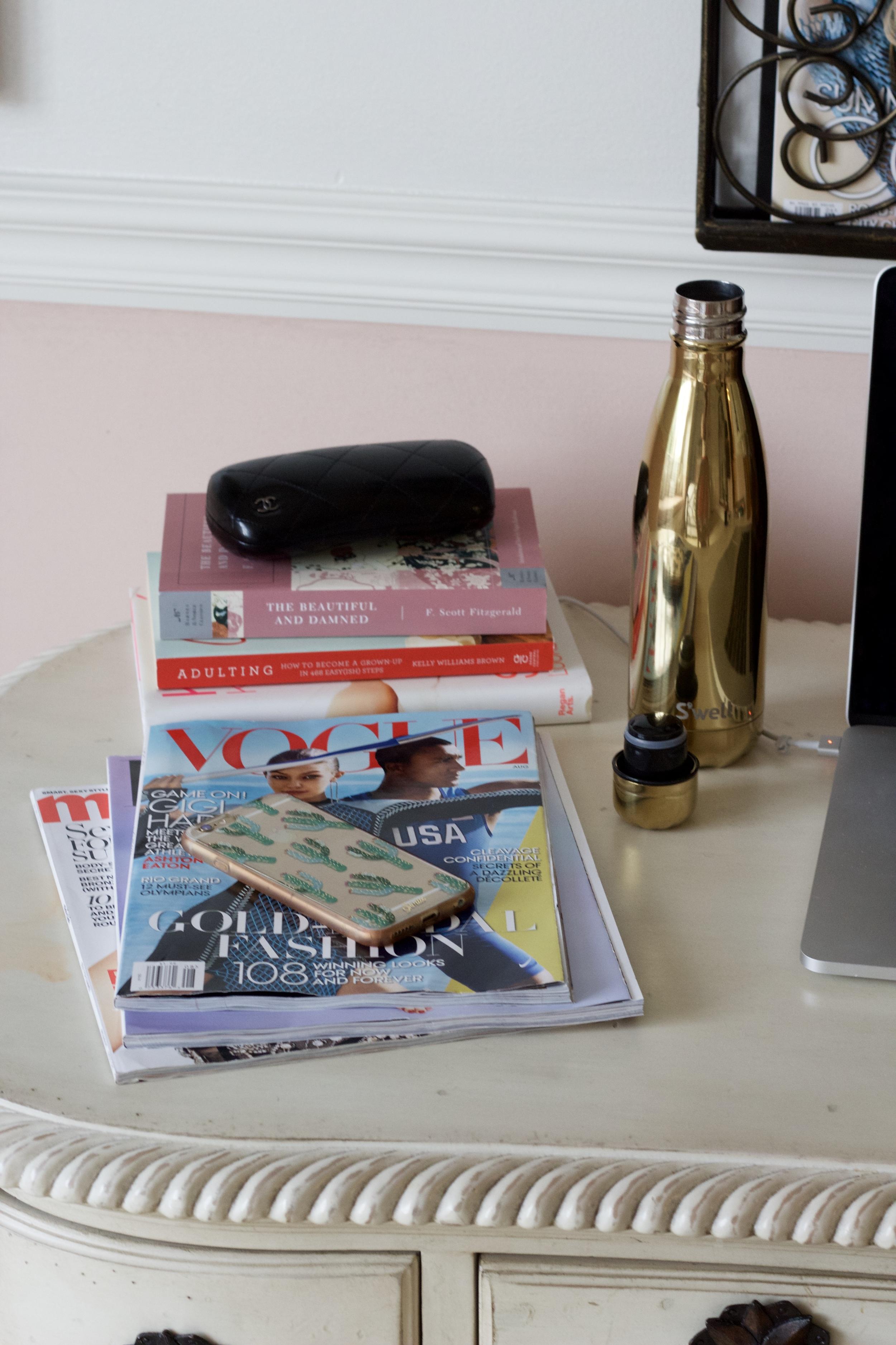 Samantha McNeil Desk Essentials