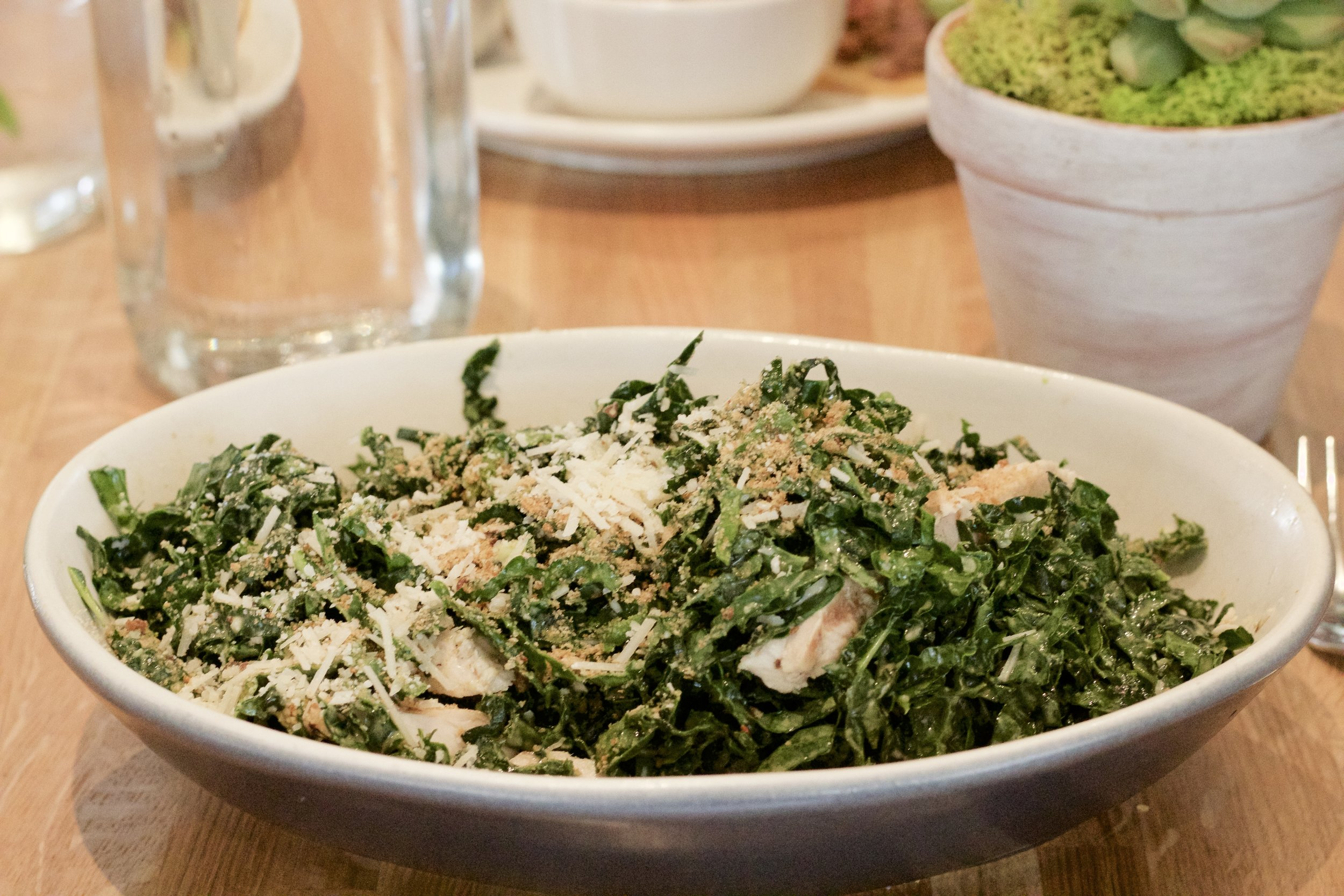 Samantha McNeil Blog True Foods Kale Salad