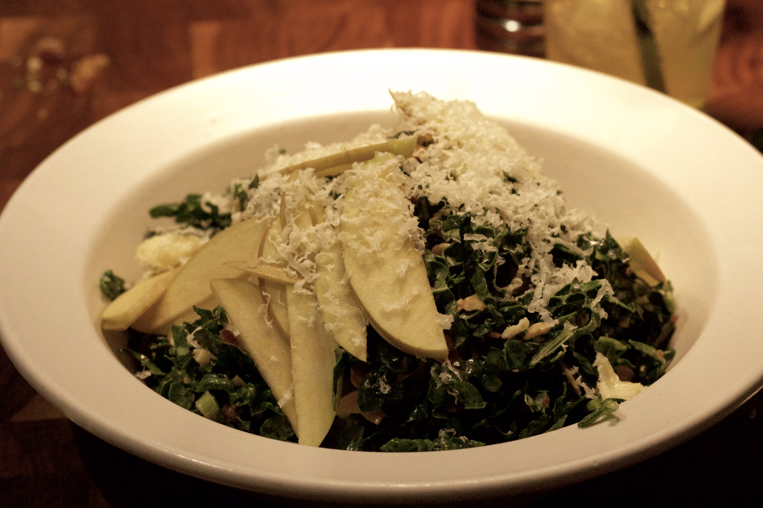 Samantha McNeil Blog The Henry Kale Salad