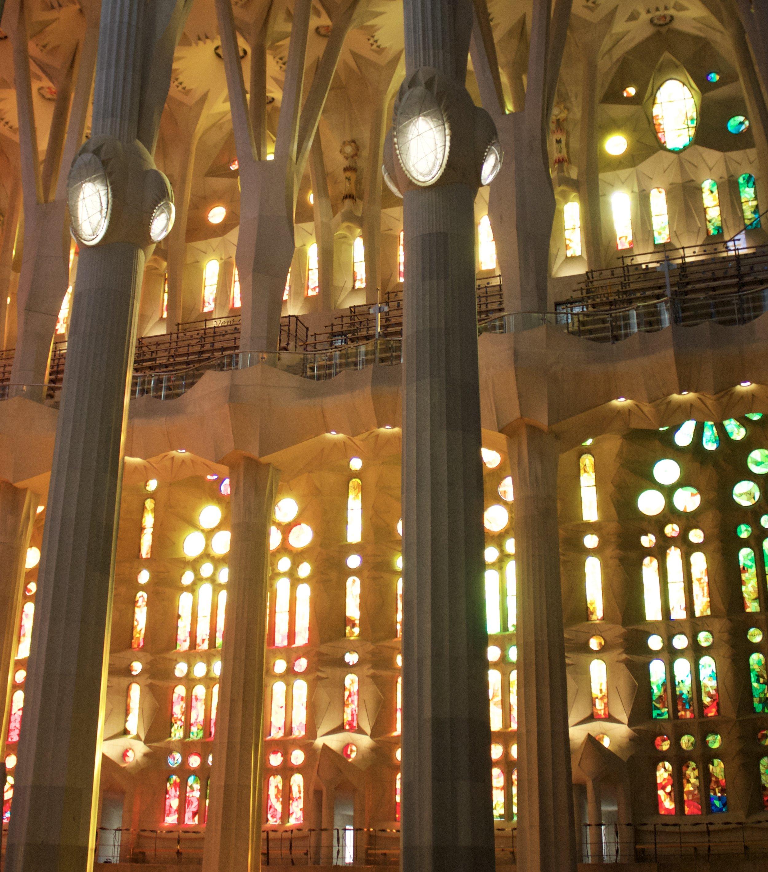 Samantha McNeil Blog Sagrada Familia Barcelona
