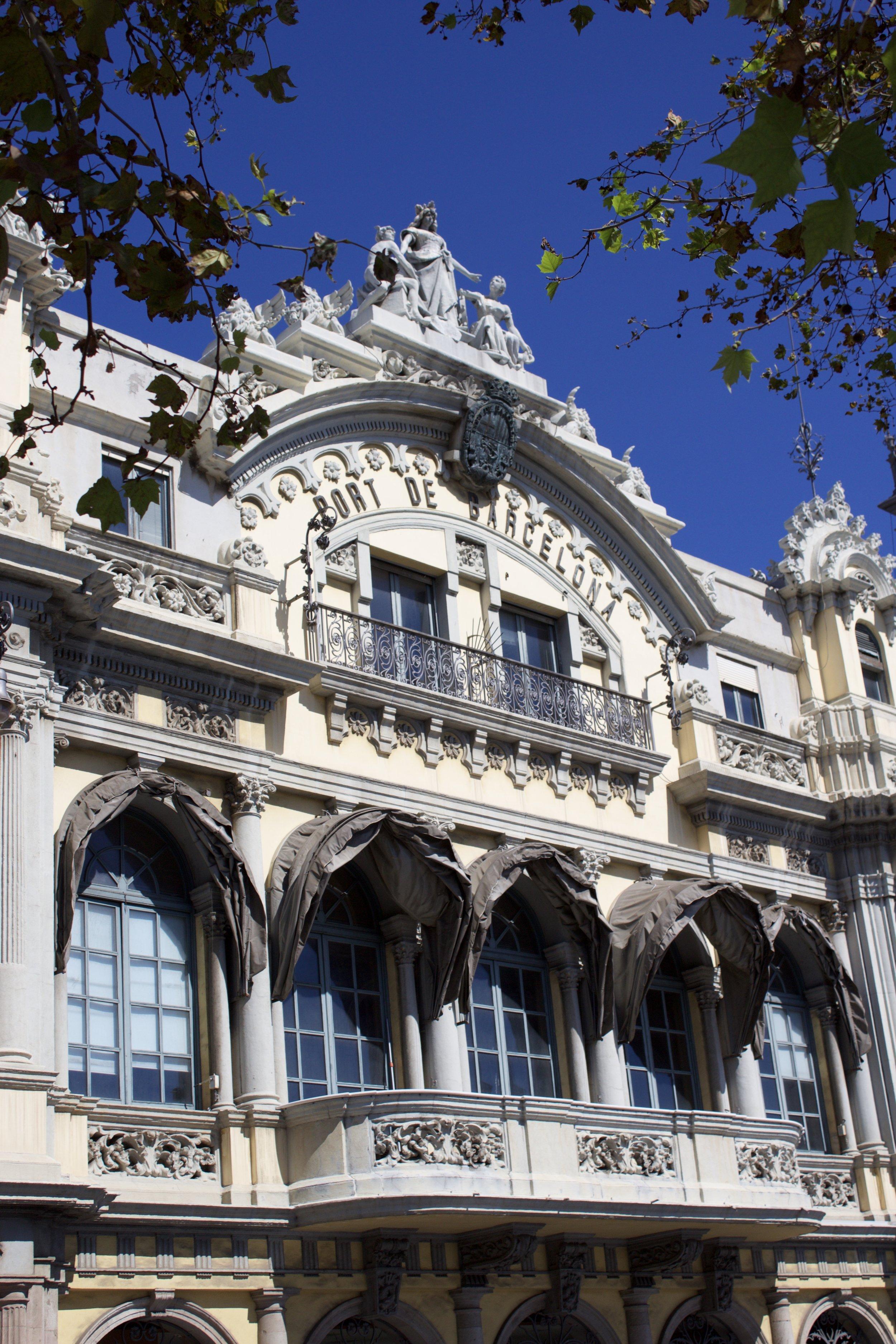 Samantha McNeil Blog Port De Barcelona