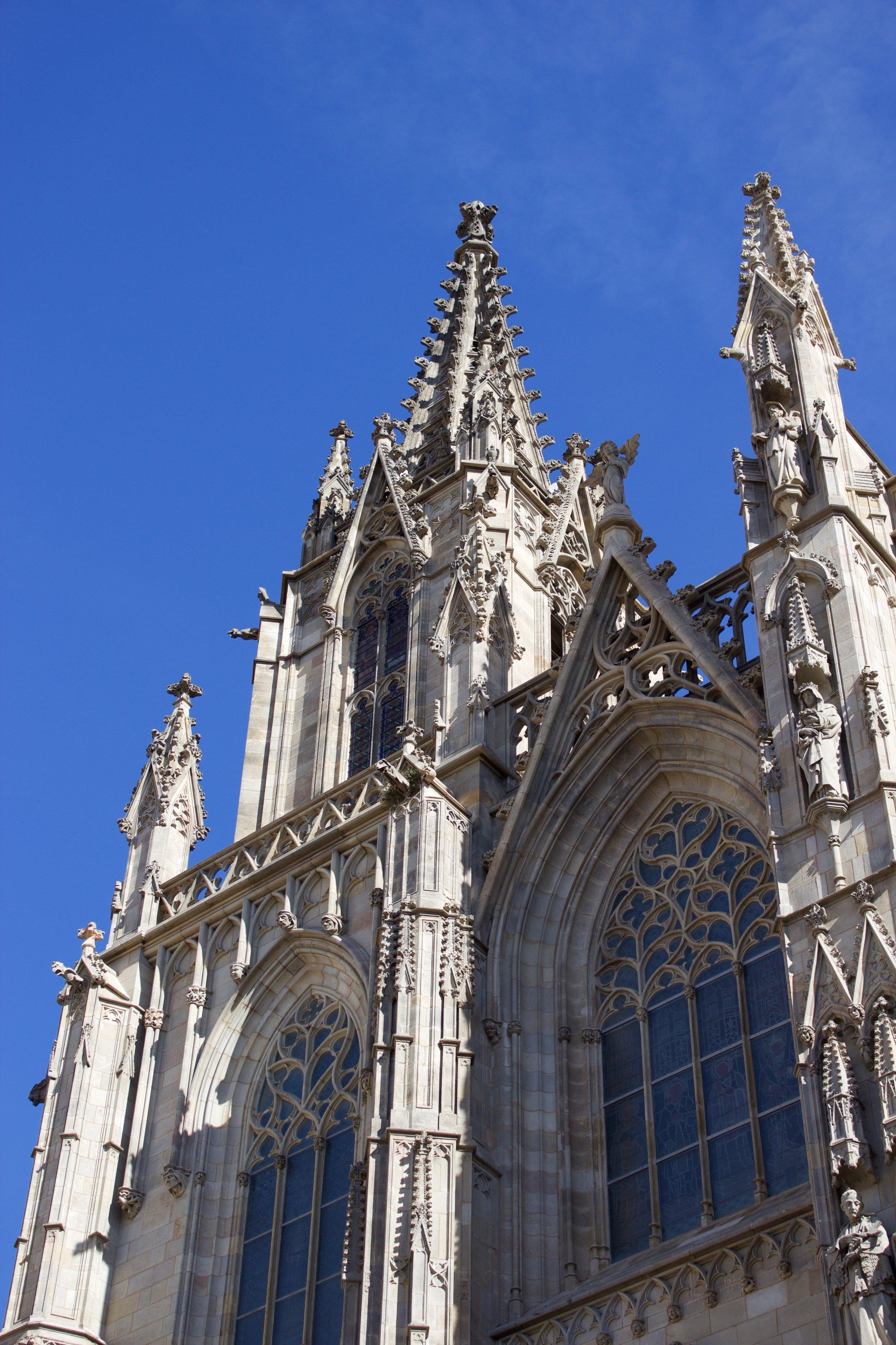 Samantha McNeil Blog Barcelona Cathedral