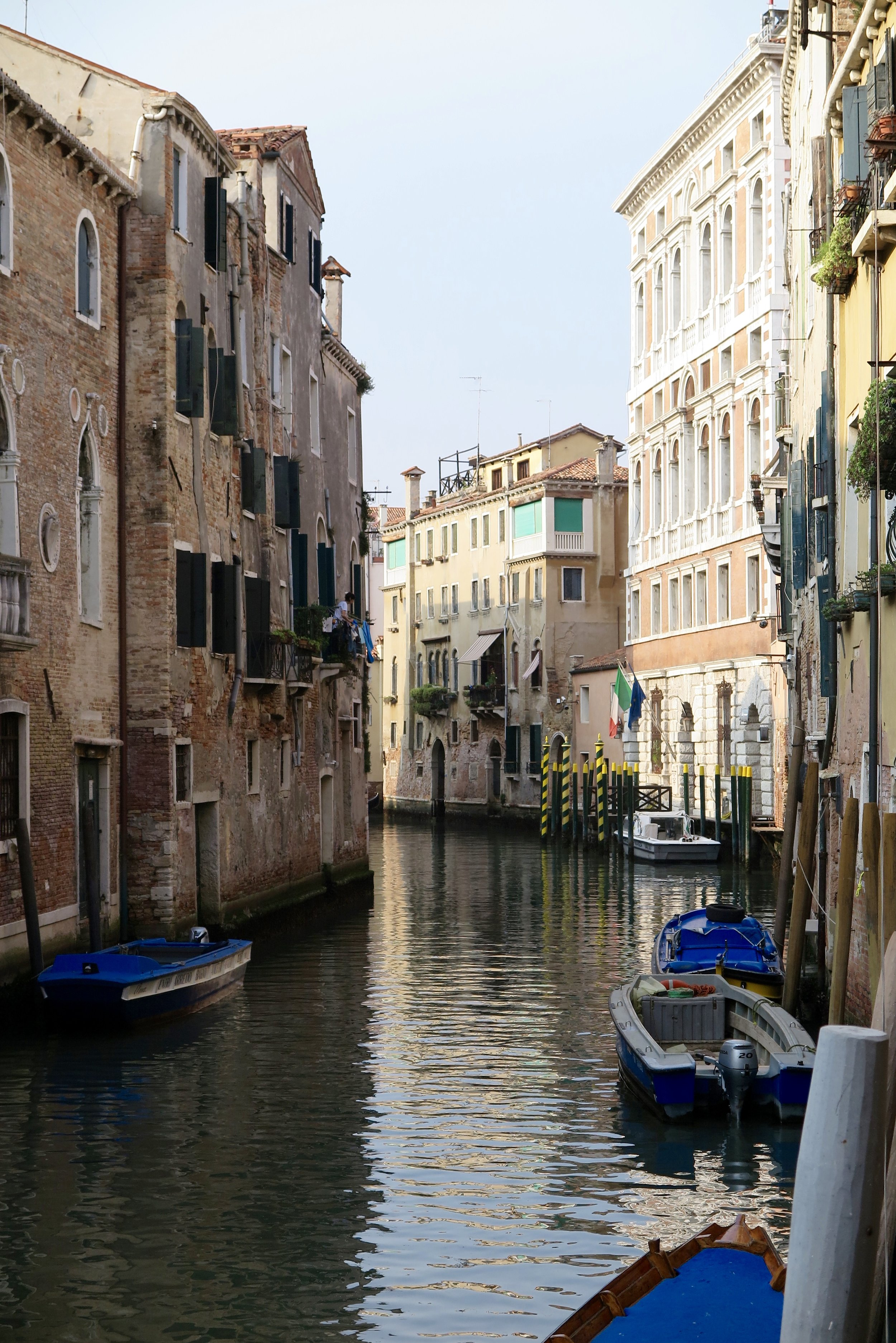 Canals of Venice, Italy, Samantha McNeil