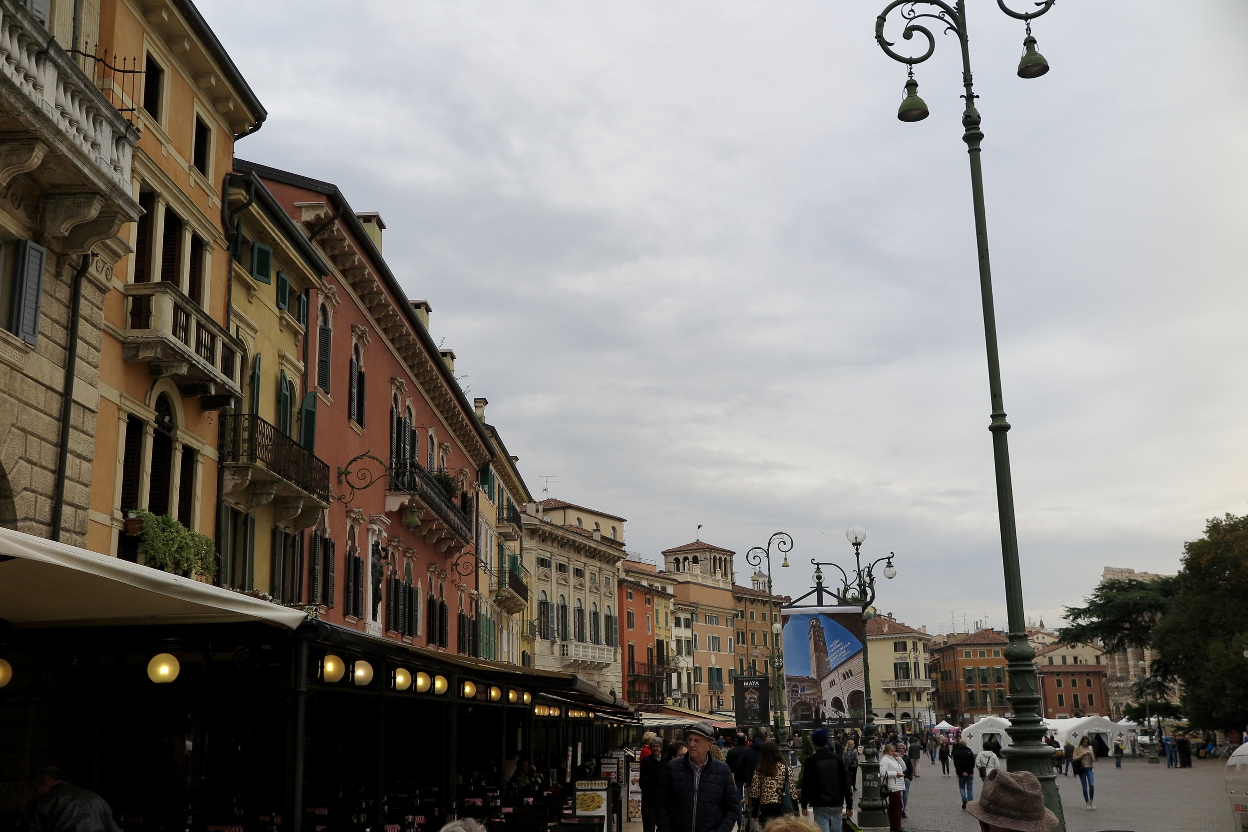 Samantha McNeil Blog - Verona