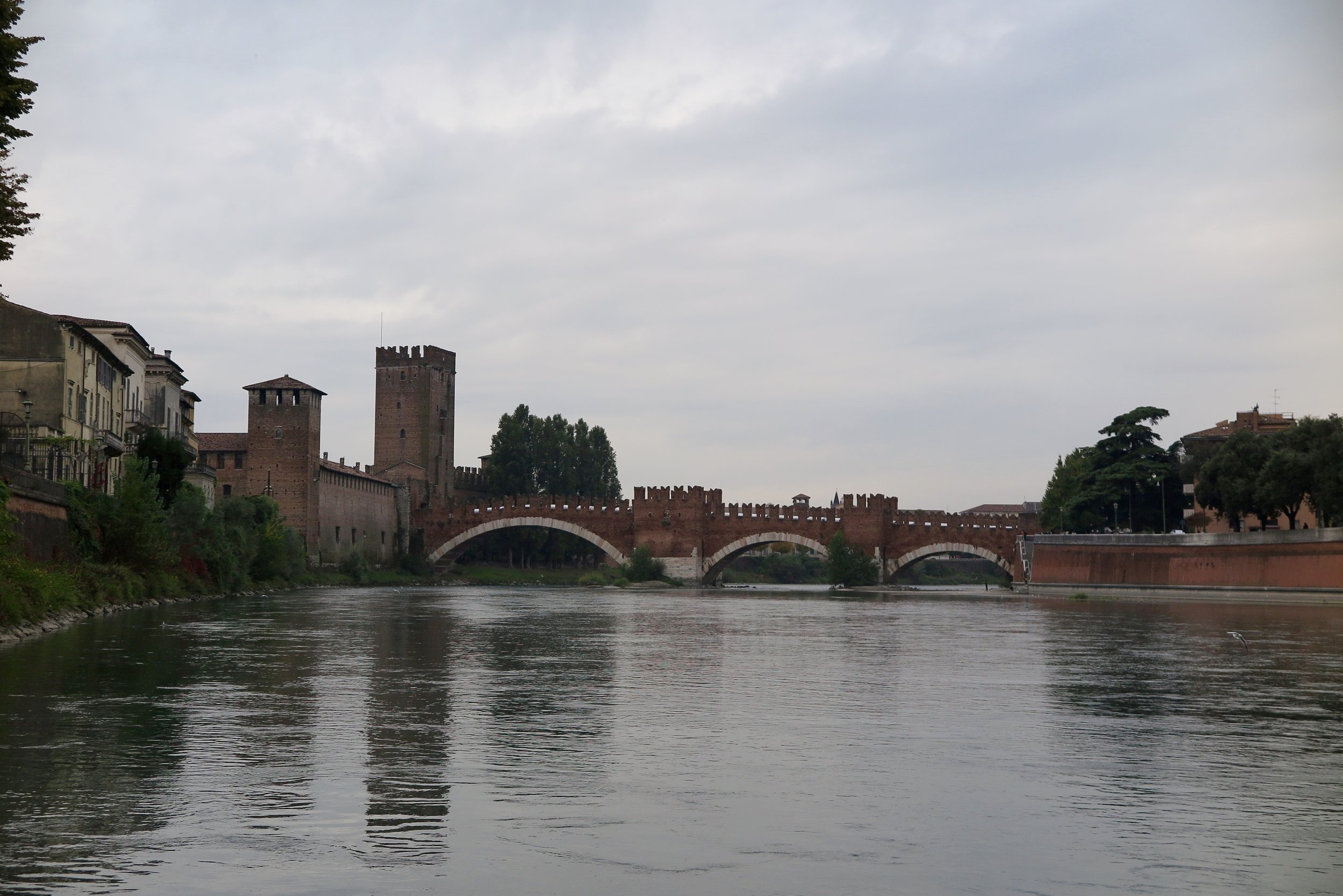 Samantha McNeil Blog - Verona Italy