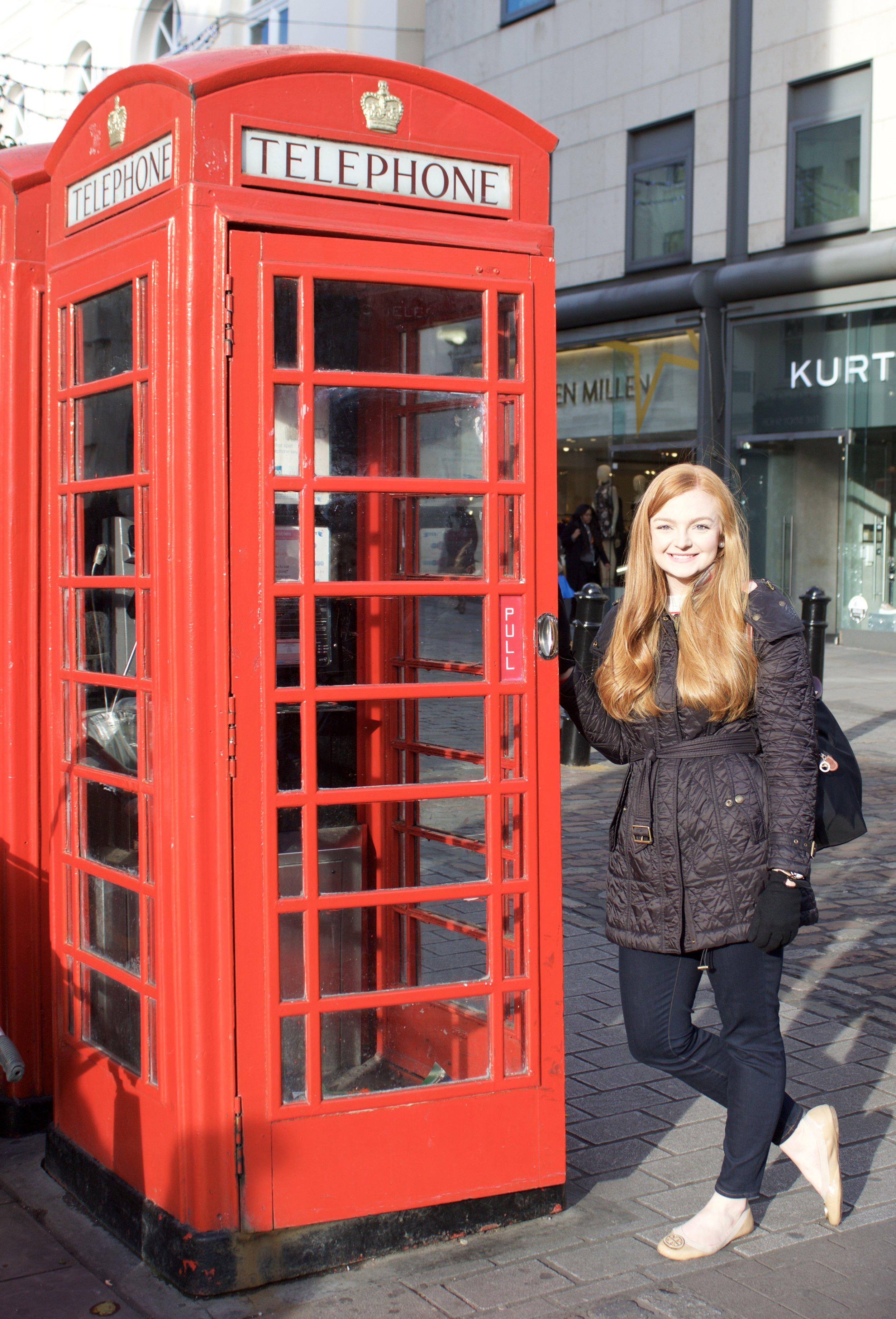 London England // Samantha McNeil Blog