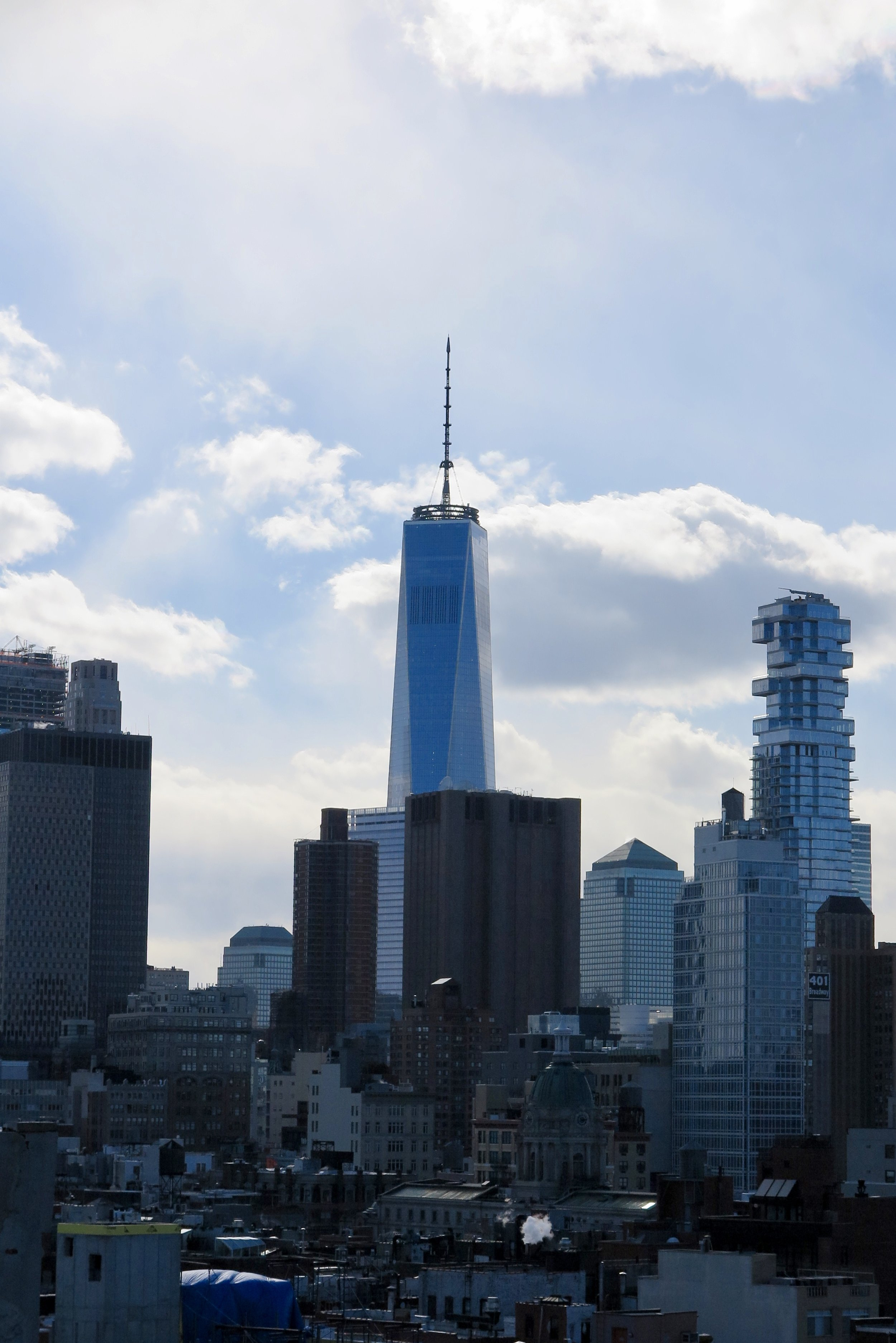 Samantha McNeil Blog // View from The New Museum in NYC