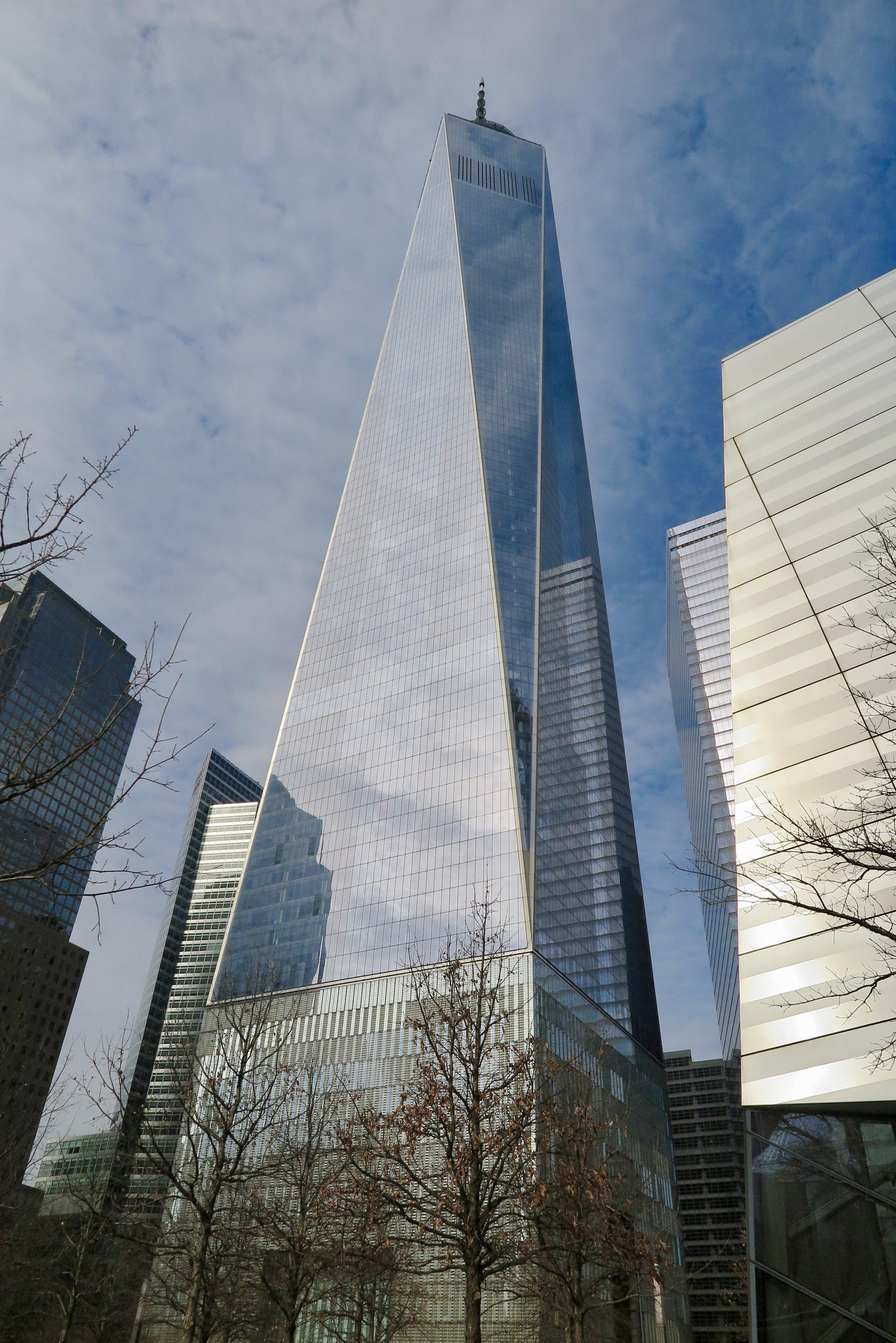 Samantha McNeil Blog // One World Trade Center