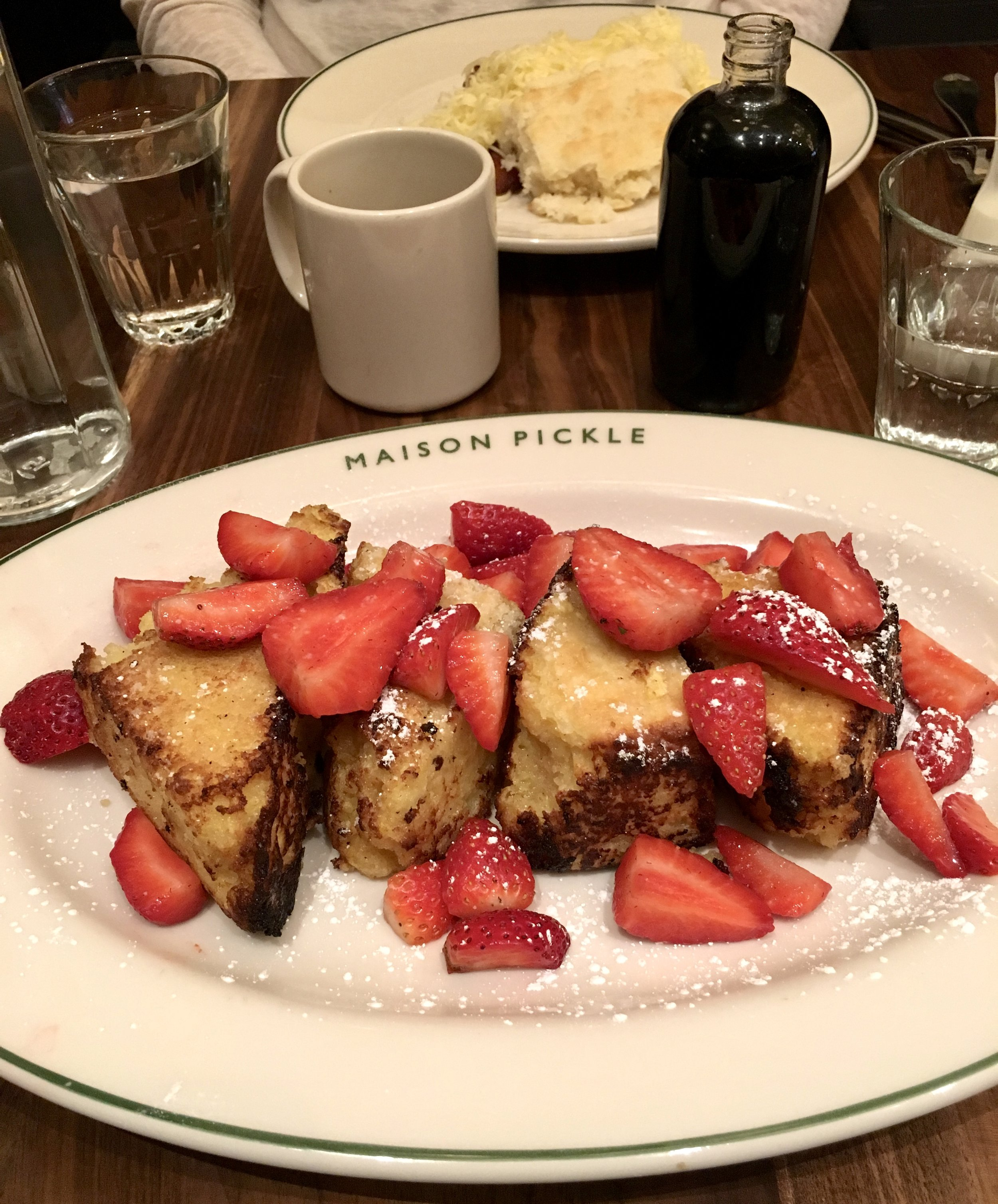 Samantha McNeil Blog // Jacob's Pickels Biscuit French Toast