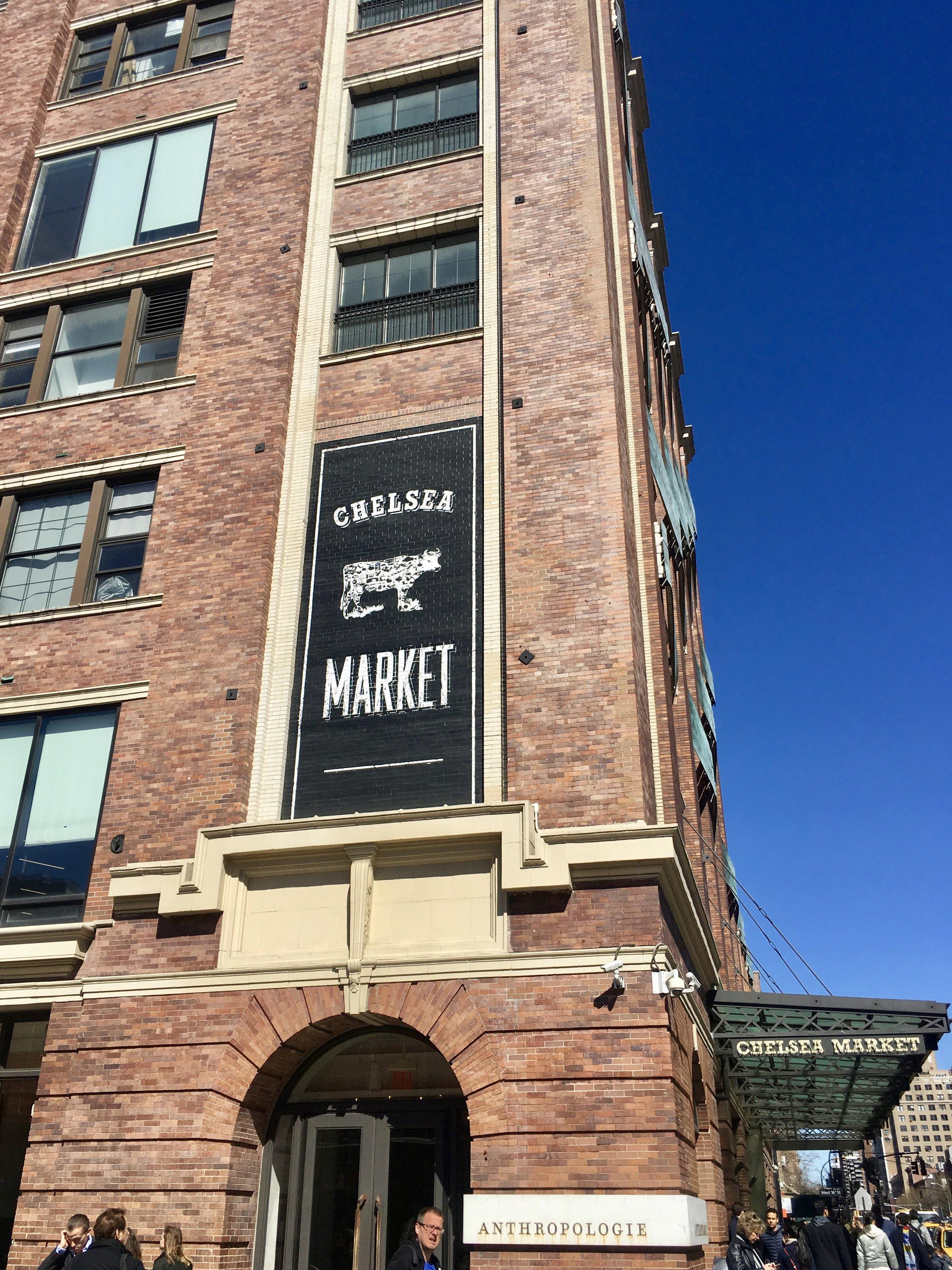 Samantha McNeil Blog // Chelsea Market NYC