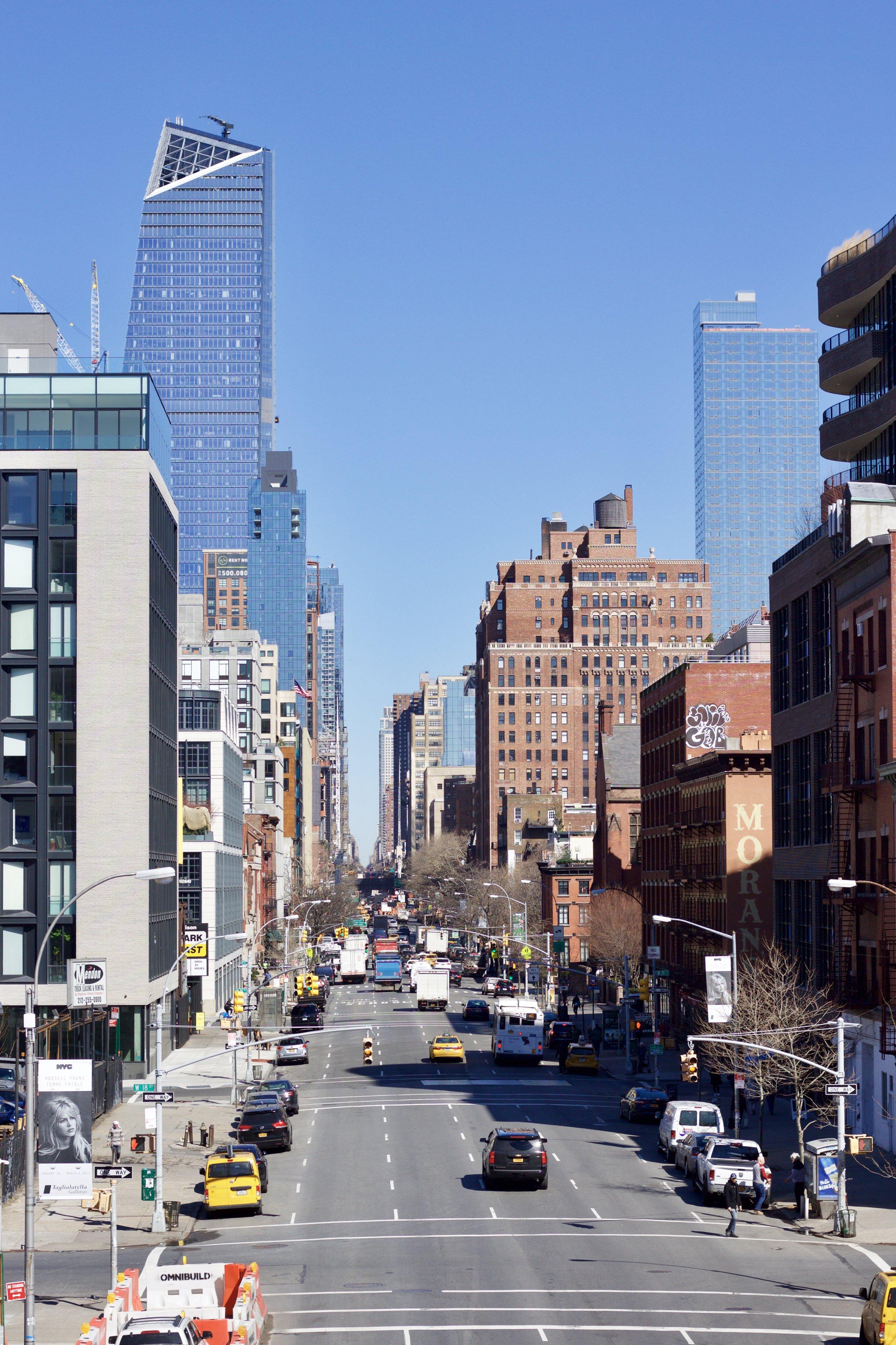 Samantha McNeil Blog // Downtown Manhattan