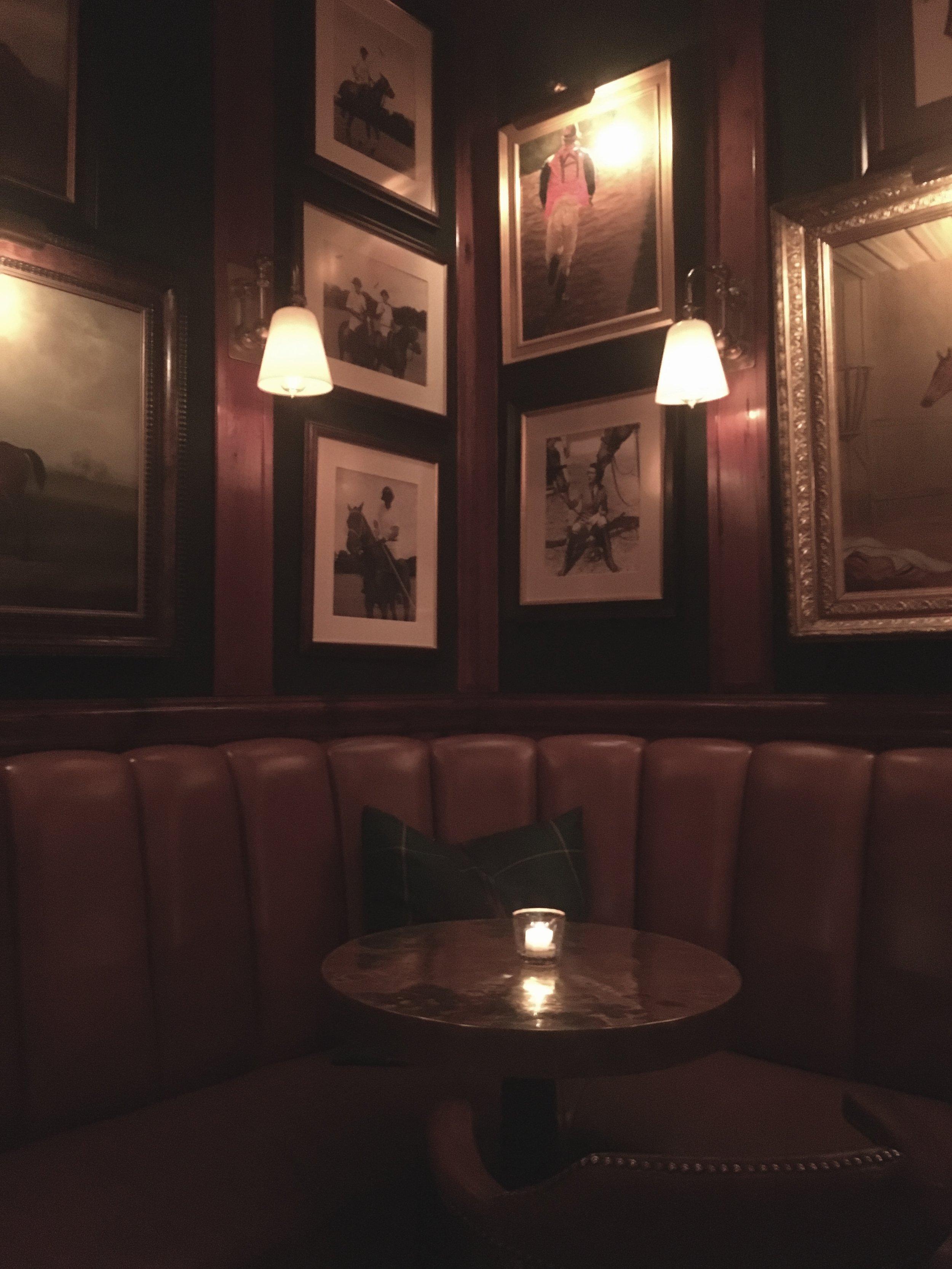 Samantha McNeil Blog // The Polo Bar at Ralph Lauren