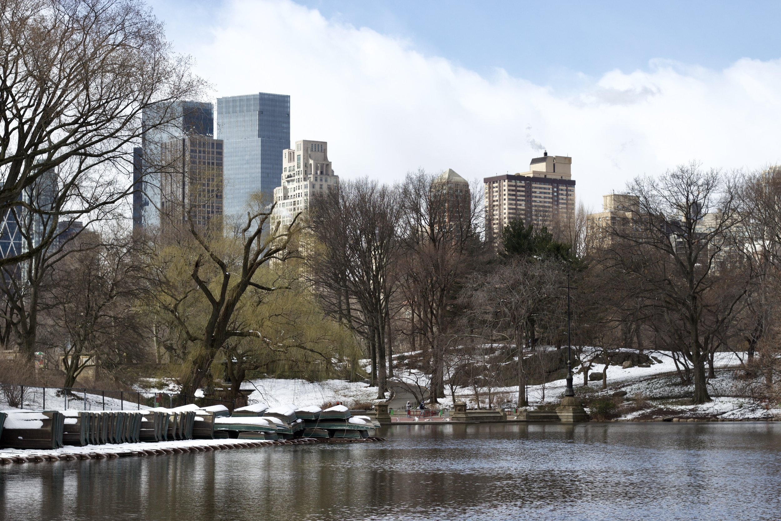 Samantha McNeil Blog // The Lake in Central Park
