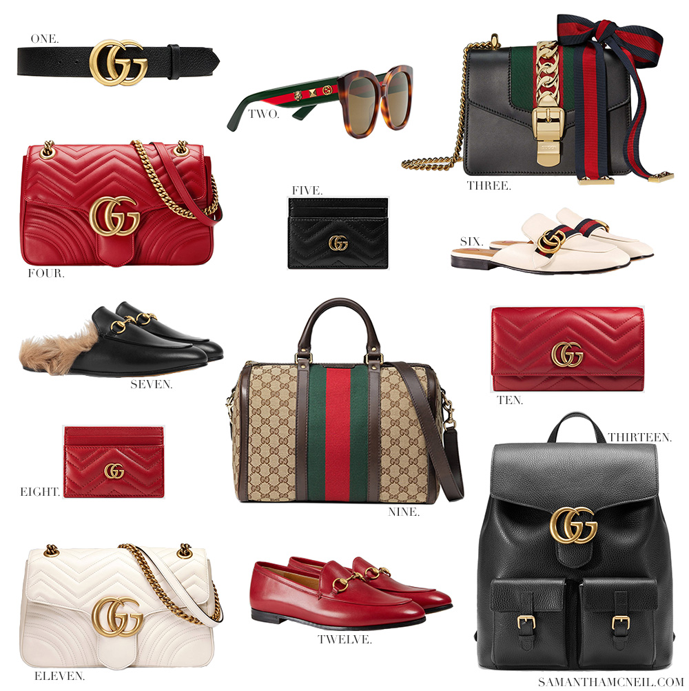 Samantha McNeil Blog // Currently Craving Gucci