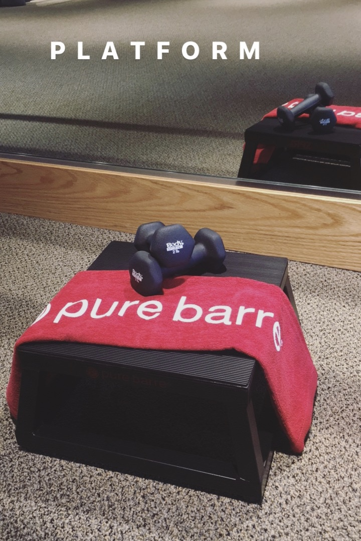 Samantha McNeil Blog // Pure Barre Platform
