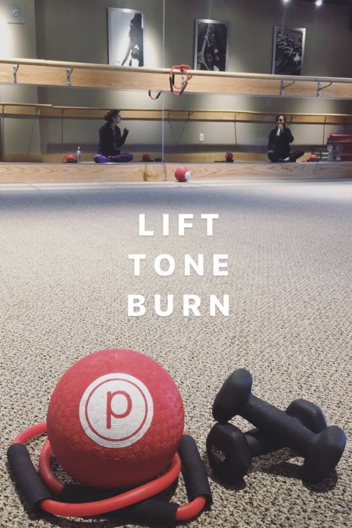 Samantha McNeil Blog // Lift Tone Burn