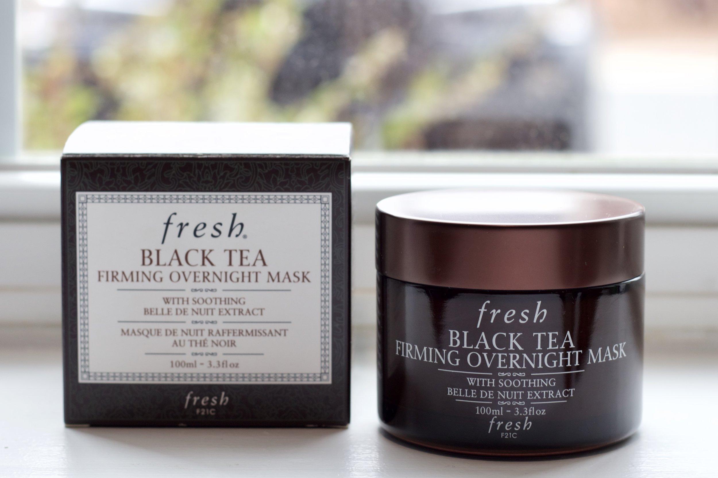 Samantha McNeil Blog // Fresh Overnight Mask