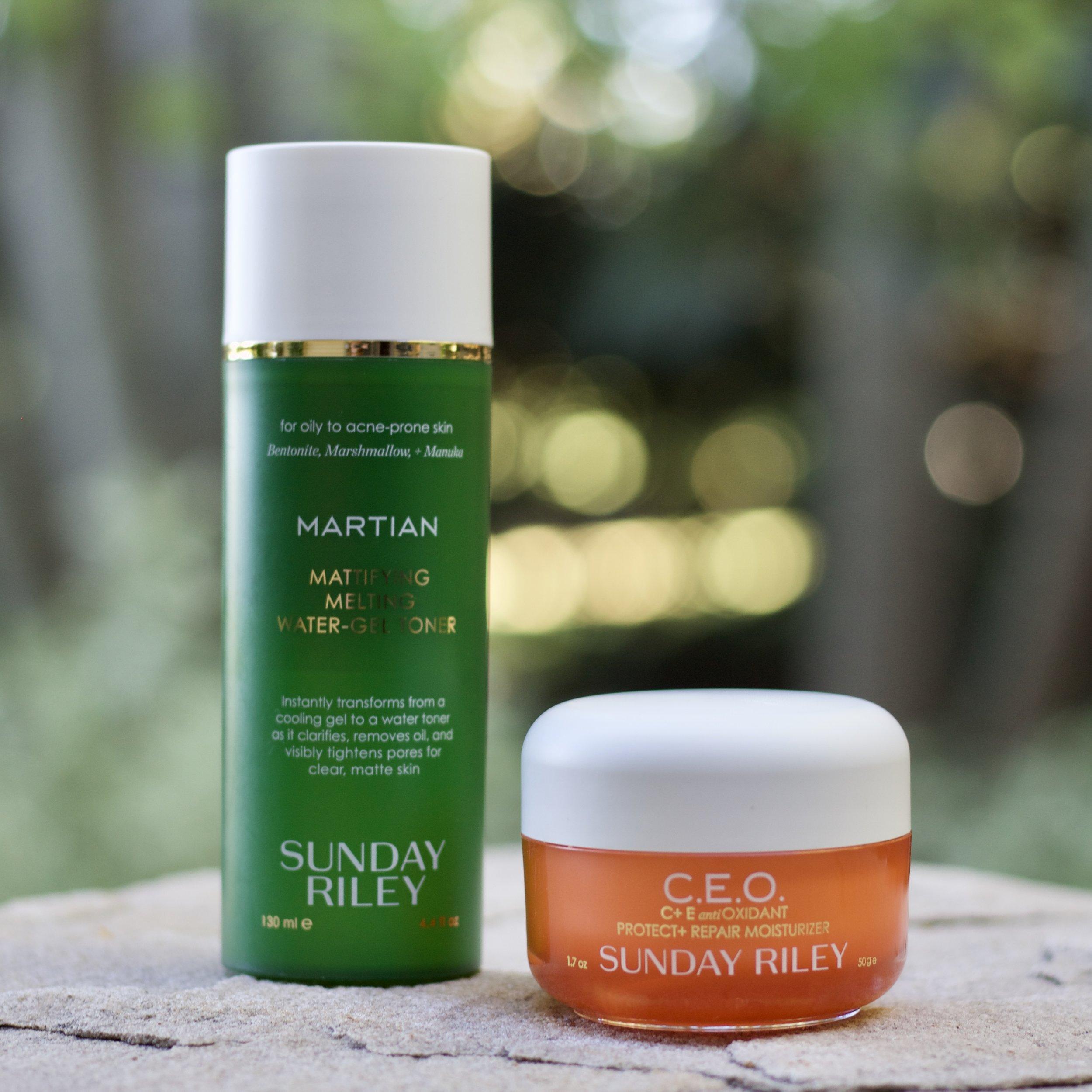 Samantha McNeil Blog // Morning Skincare