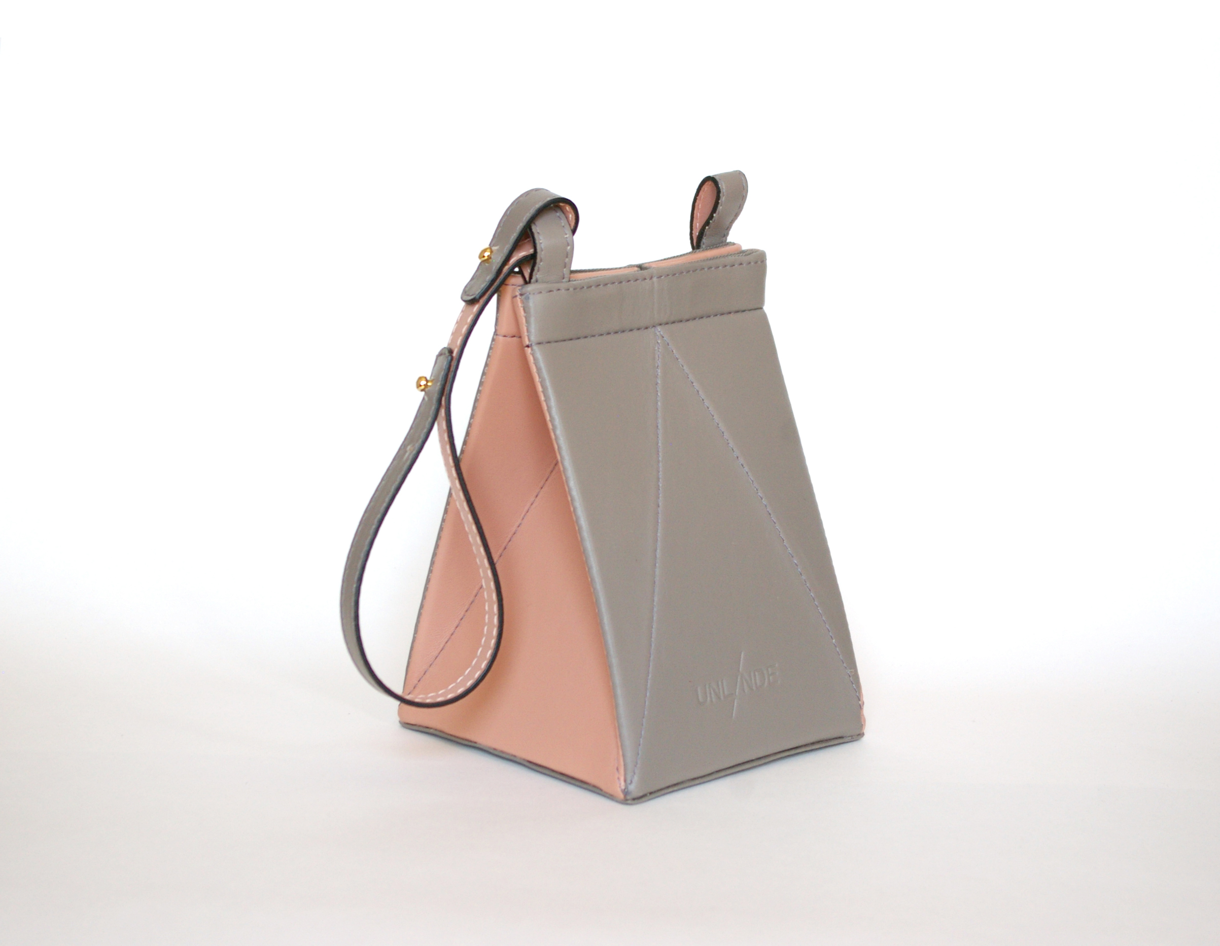 1 LEFT  TETR4BAG Light Grey/Nude $180