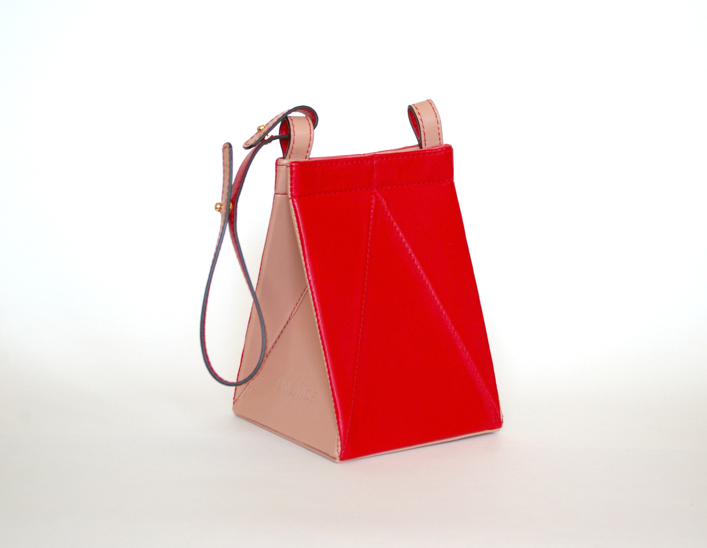 SOLD OUT  TETR4BAG Nude/Red $360