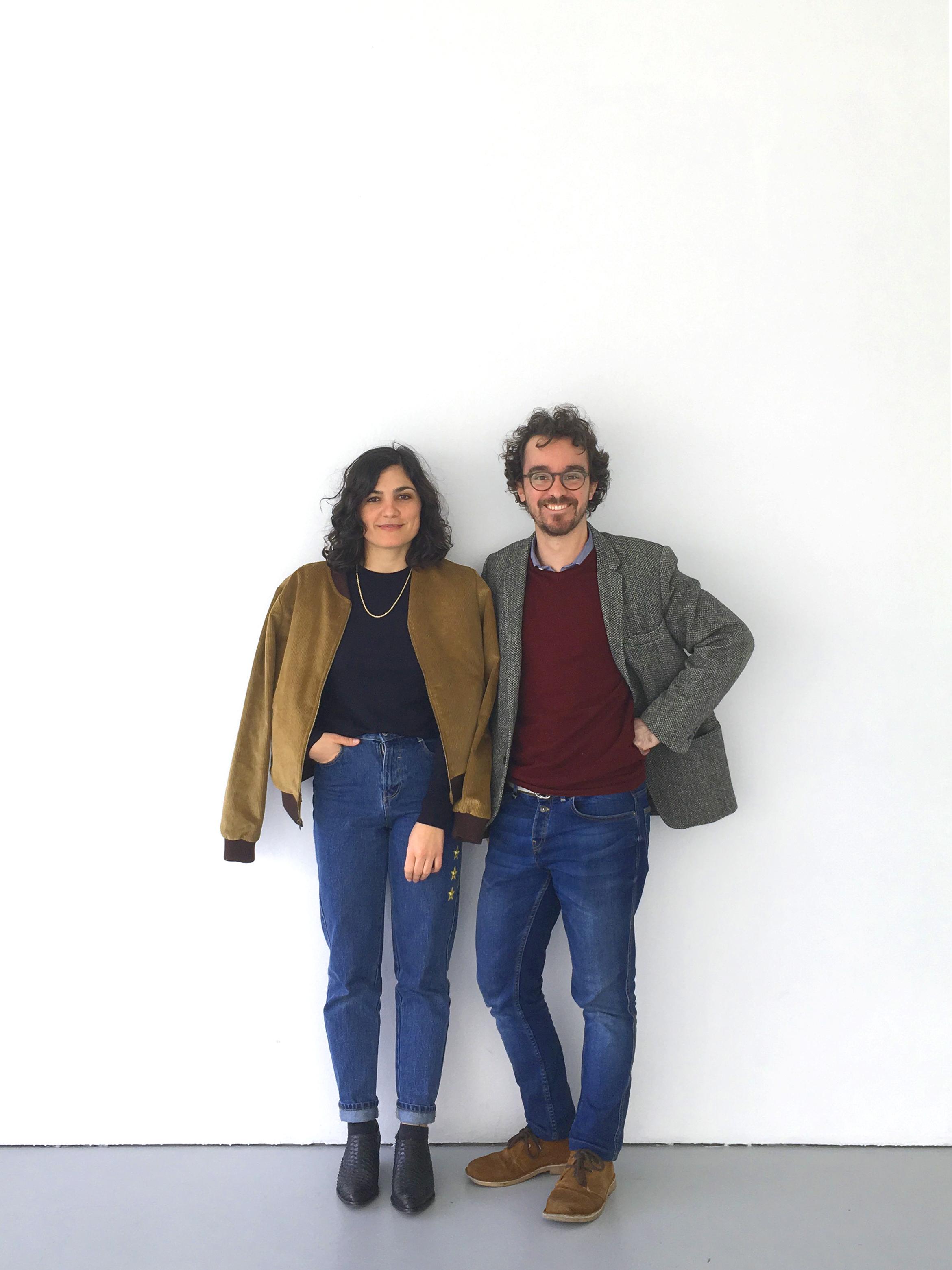 María Flores + Mateo Fernández-Muro