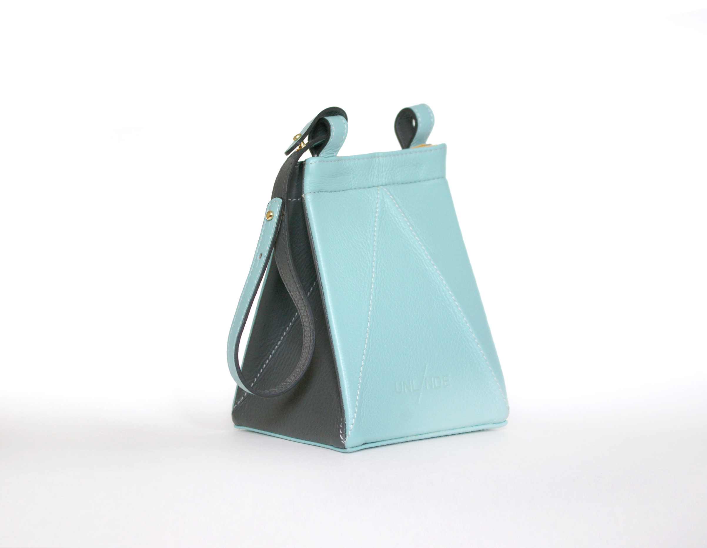1 LEFT  TETR4BAG Dark Grey/Turquoise $360