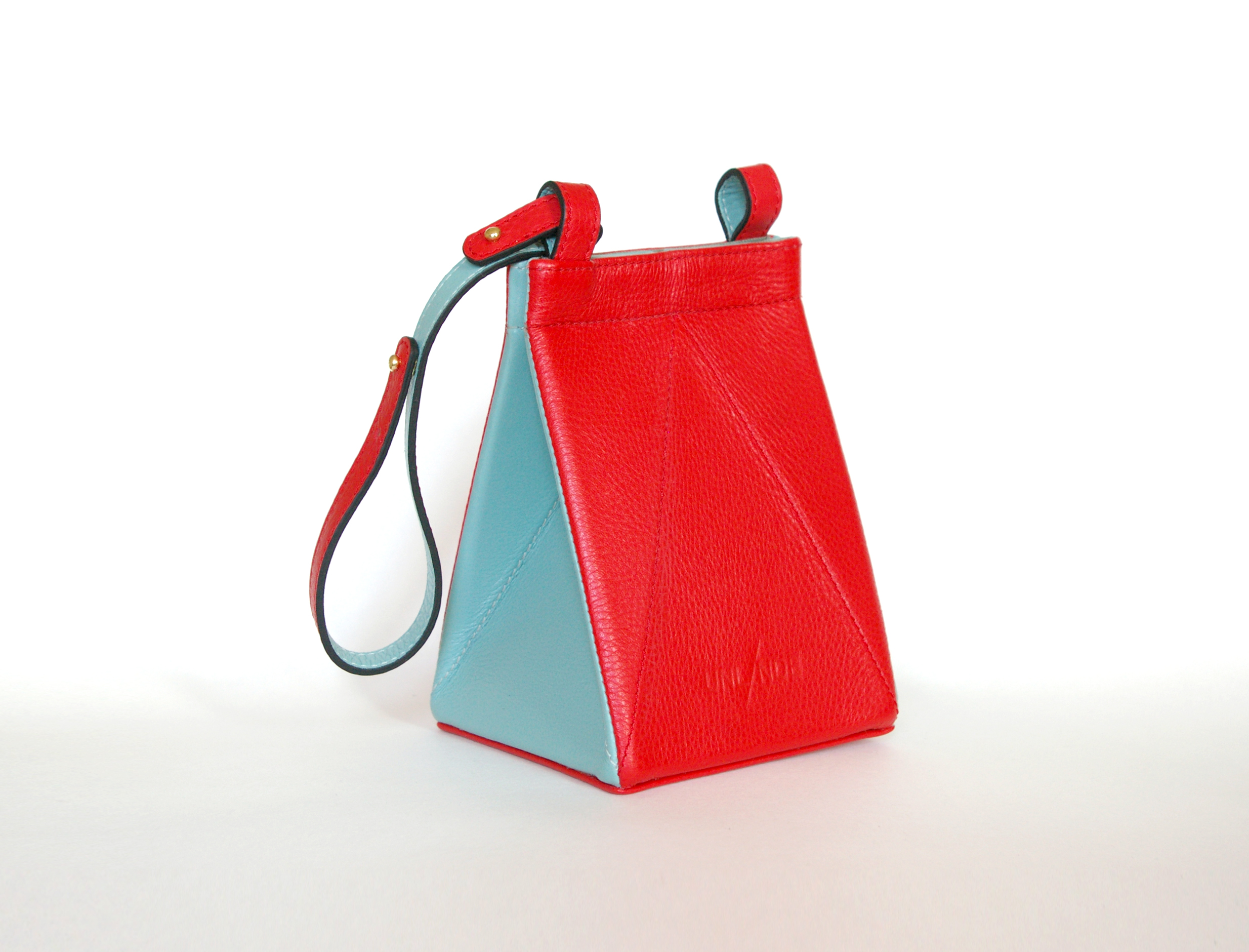 SOLD OUT  TETR4BAG Red/Turquoise $360