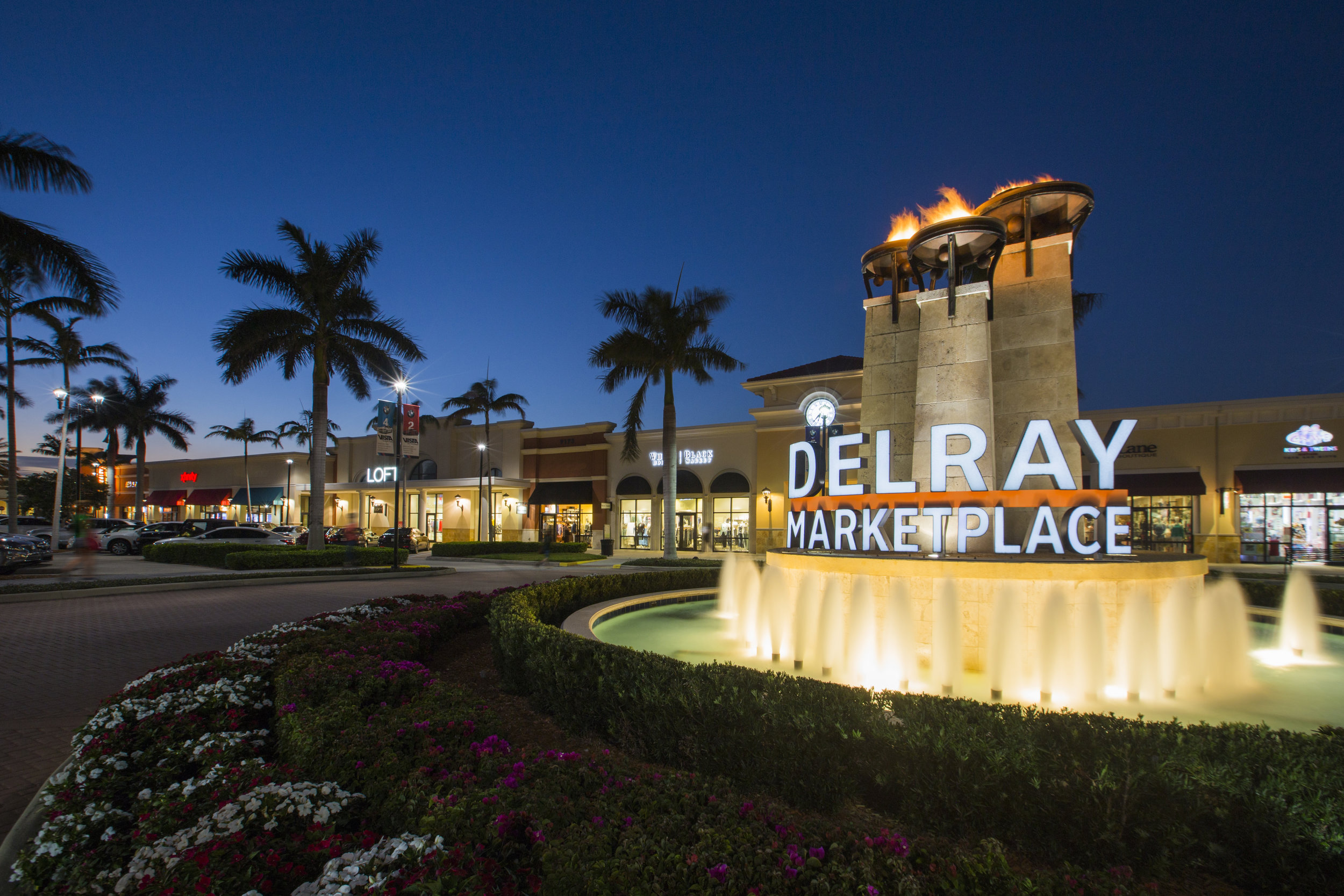 Delray Marketplace Your Place To