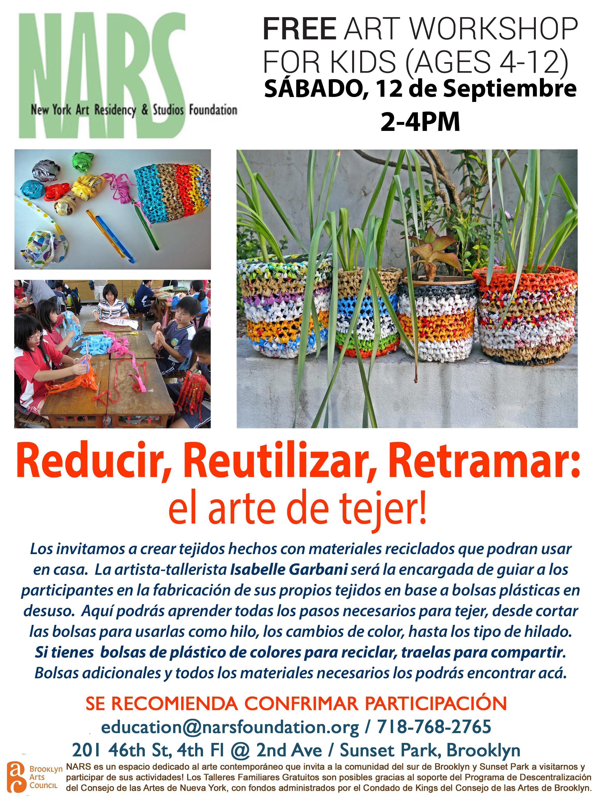 Poster 9-12 Family Workshop (spanish).jpg