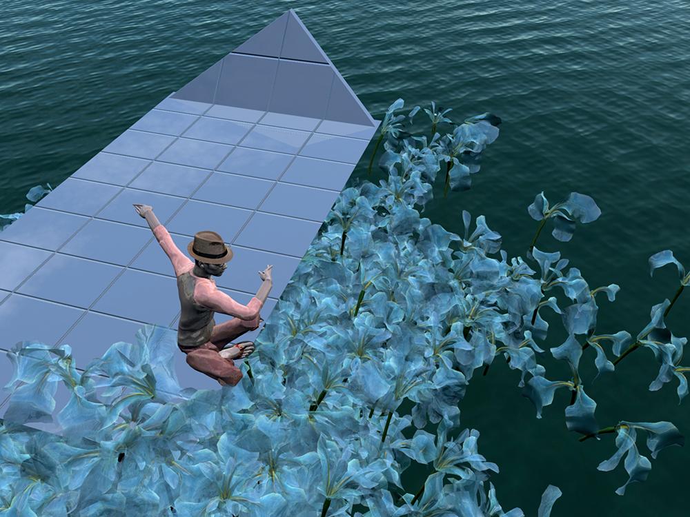 Screenshot of Recreated Da Di Fei Ge (Work in Progress), 3D animation, 1 minute 30 seconds, 2012 (2).jpg