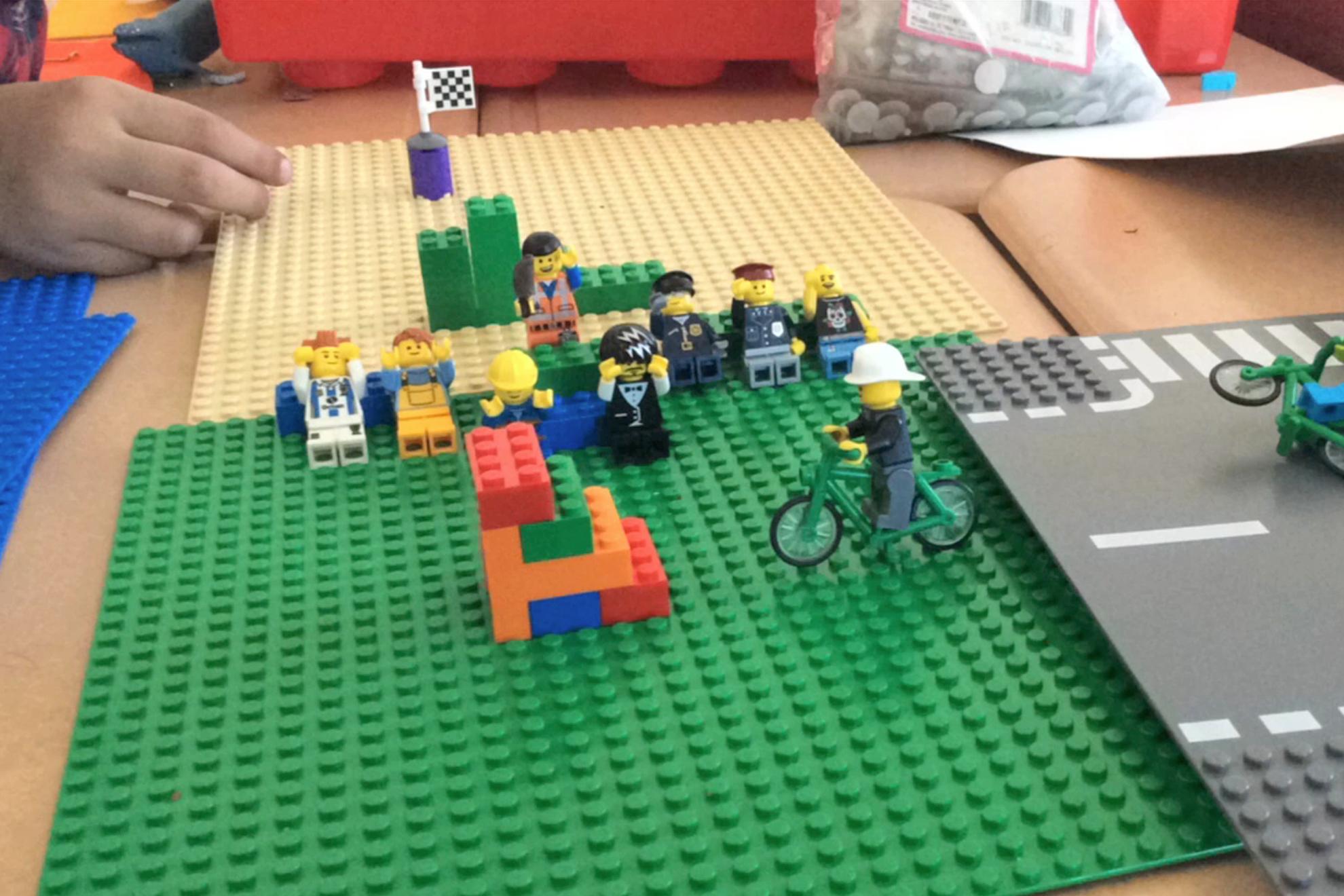 Lego-mation