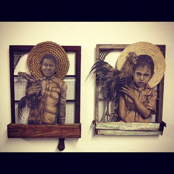 01.Nino Santo I, 2012_graphite on wood, 24x32,Roman.jpeg