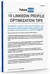 10 LinkedIn Optimization Tips