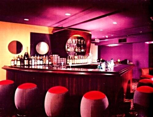 Bar Designer, NY Raymond Haldeman