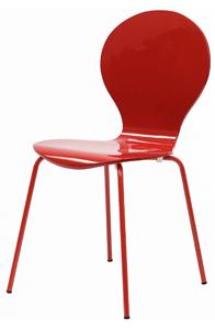 Tribune Modern Restaurant Chair
