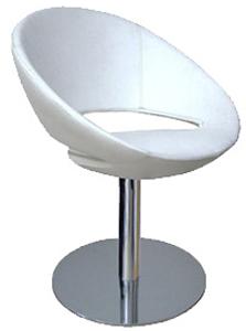 Aero Modern Pedestaled Restaurant Chair