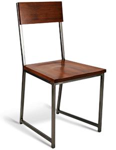 Forest Modern Restaurant Chair