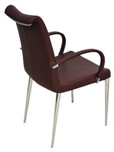 Crescent Modern Restaurant Chair